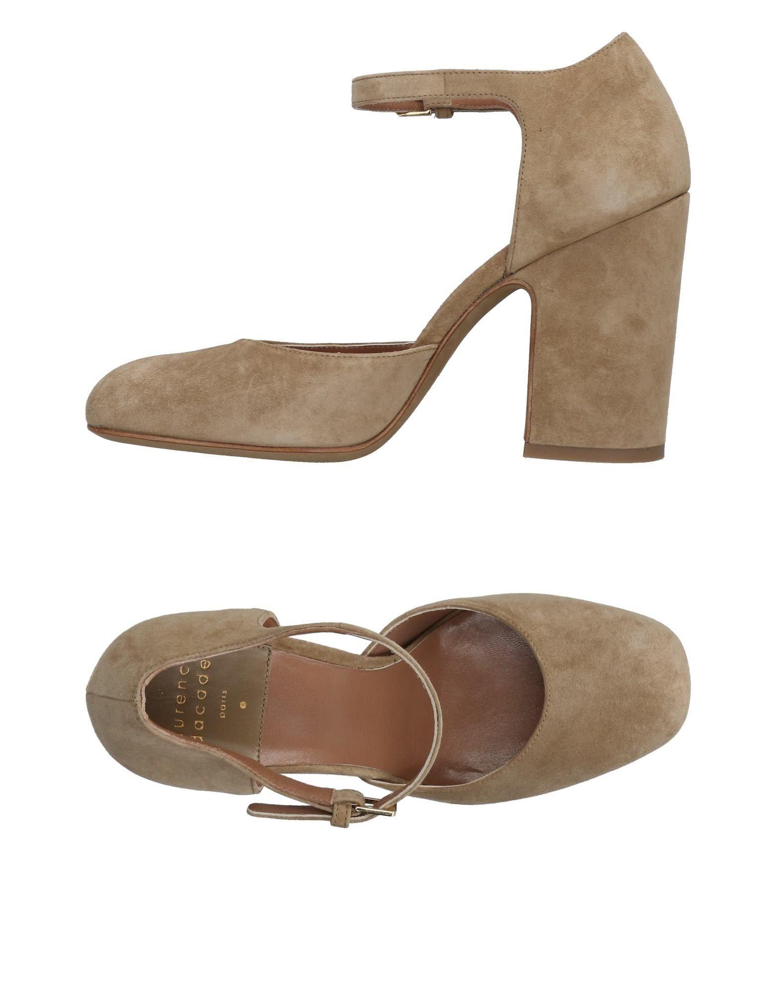 Escarpins Laurence Dacade Femme - Escarpins Laurence Dacade Beige Nouvelles chaussures pour hommes et femmes, remise limitée dans le temps