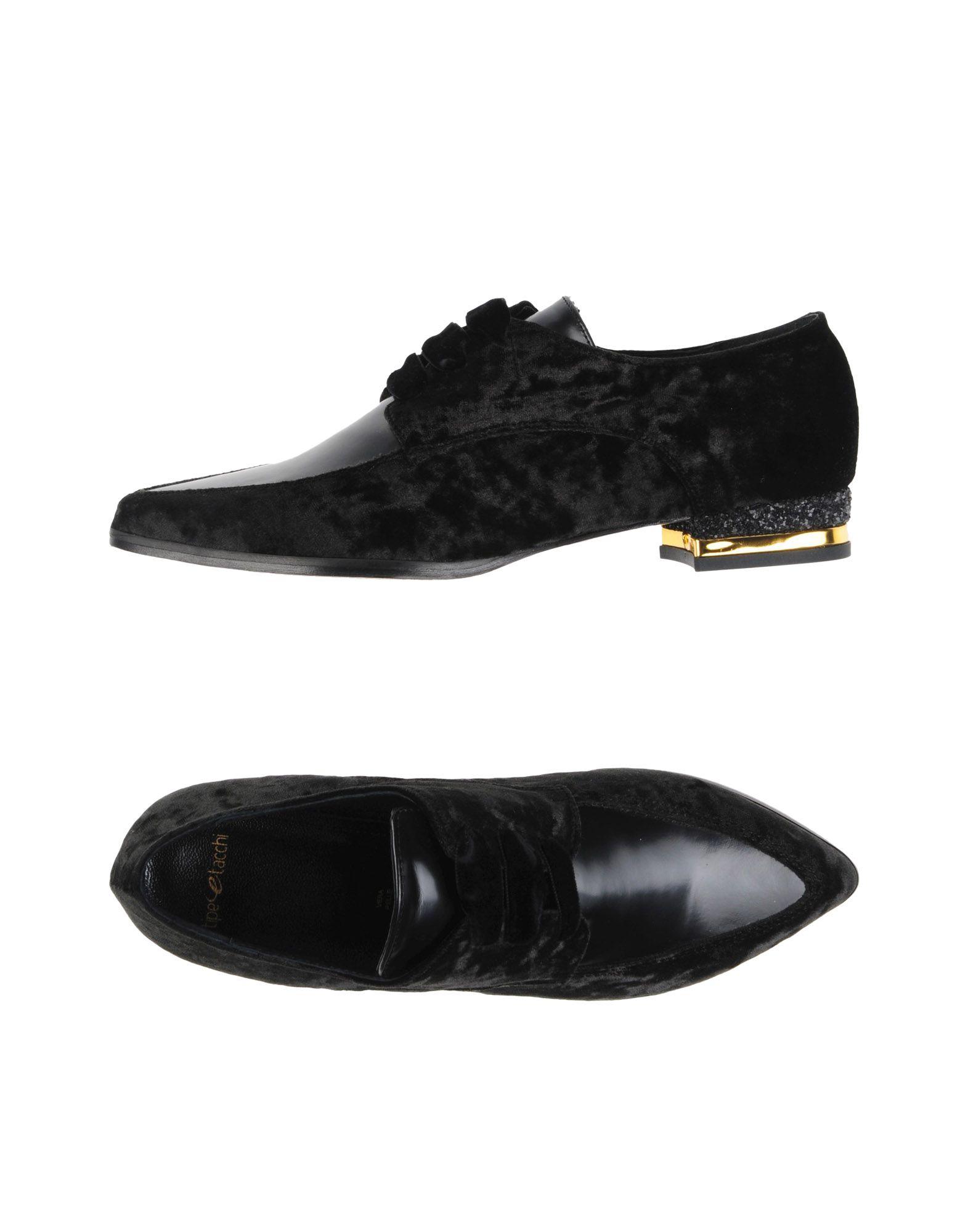 Gut tragenTipe um billige Schuhe zu tragenTipe Gut E Tacchi Schnürschuhe Damen  11285737UR 524fa1