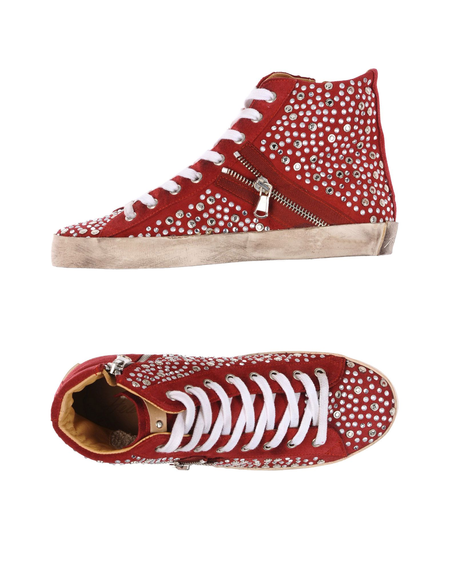 Baskets Helen Yoi Femme - Baskets Helen Yoi Pourpre Chaussures casual sauvages