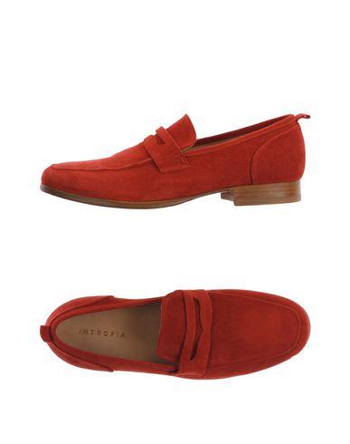 Zapatos casuales salvajes Mocasín Intropia - Mujer - Mocasines Intropia - Intropia 11286086EN Rojo d53078
