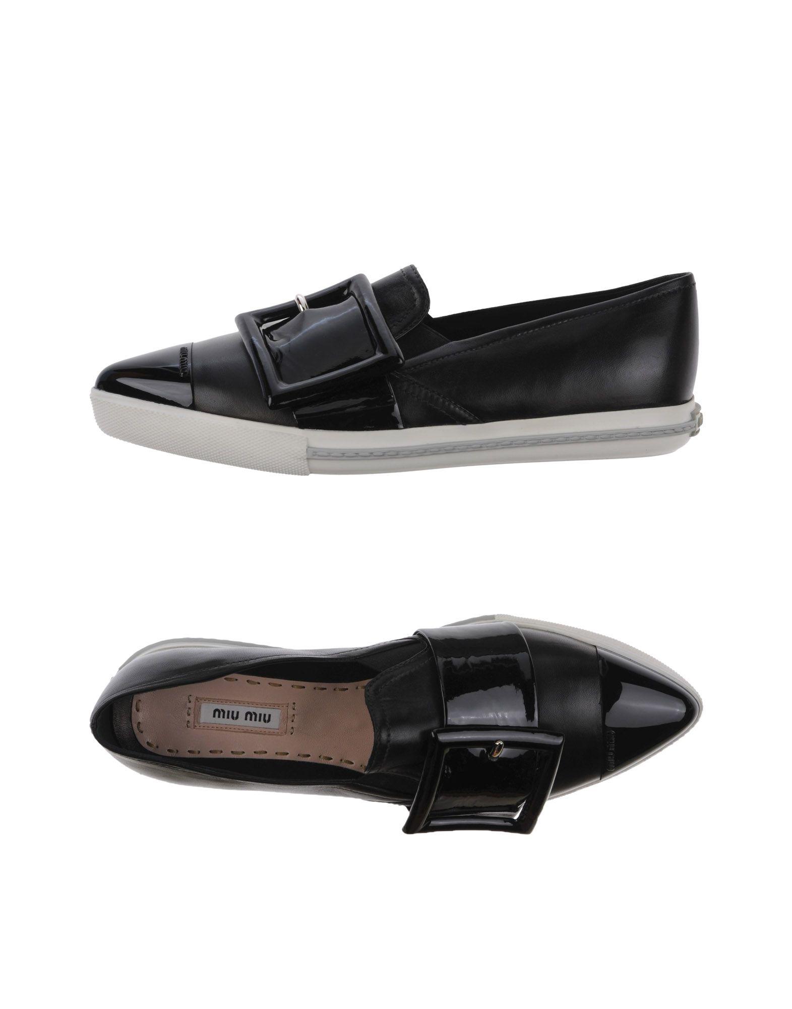 Miu Miu 11286233UUGünstige Sneakers Damen  11286233UUGünstige Miu gut aussehende Schuhe 464a93