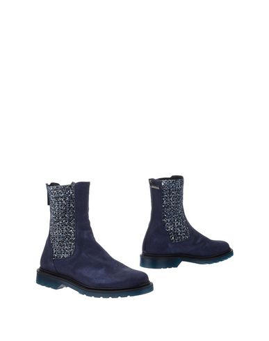 SUSANA TRACA Ankle Boots in Blue
