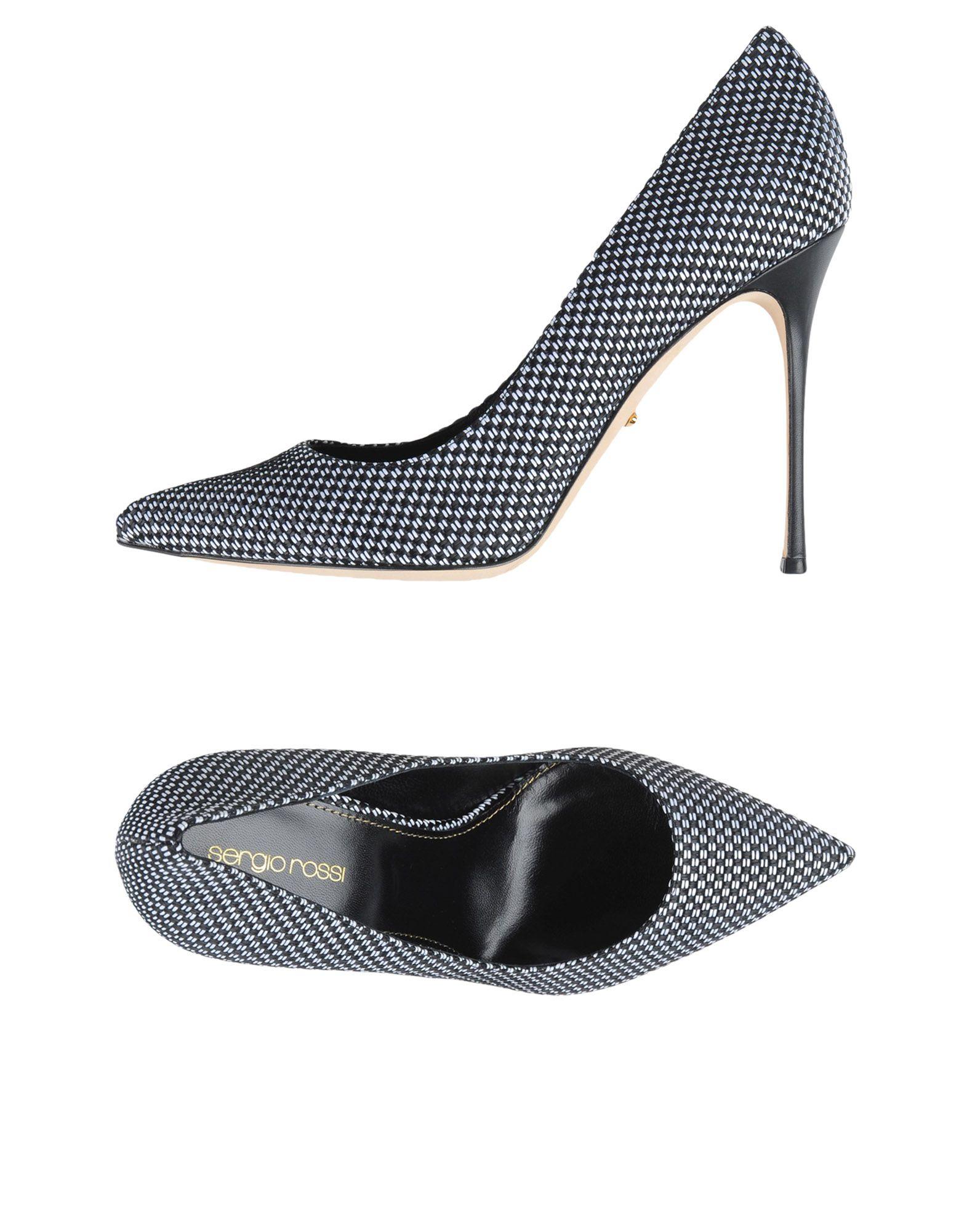 Rabatt Schuhe Sergio Rossi Pumps Damen  11286570RB