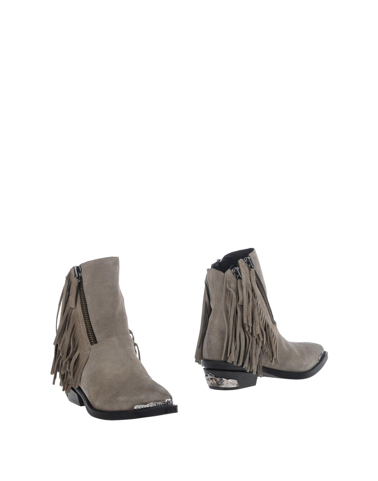 Stilvolle London billige Schuhe Crime London Stilvolle Stiefelette Damen  11286789GA 1cd801