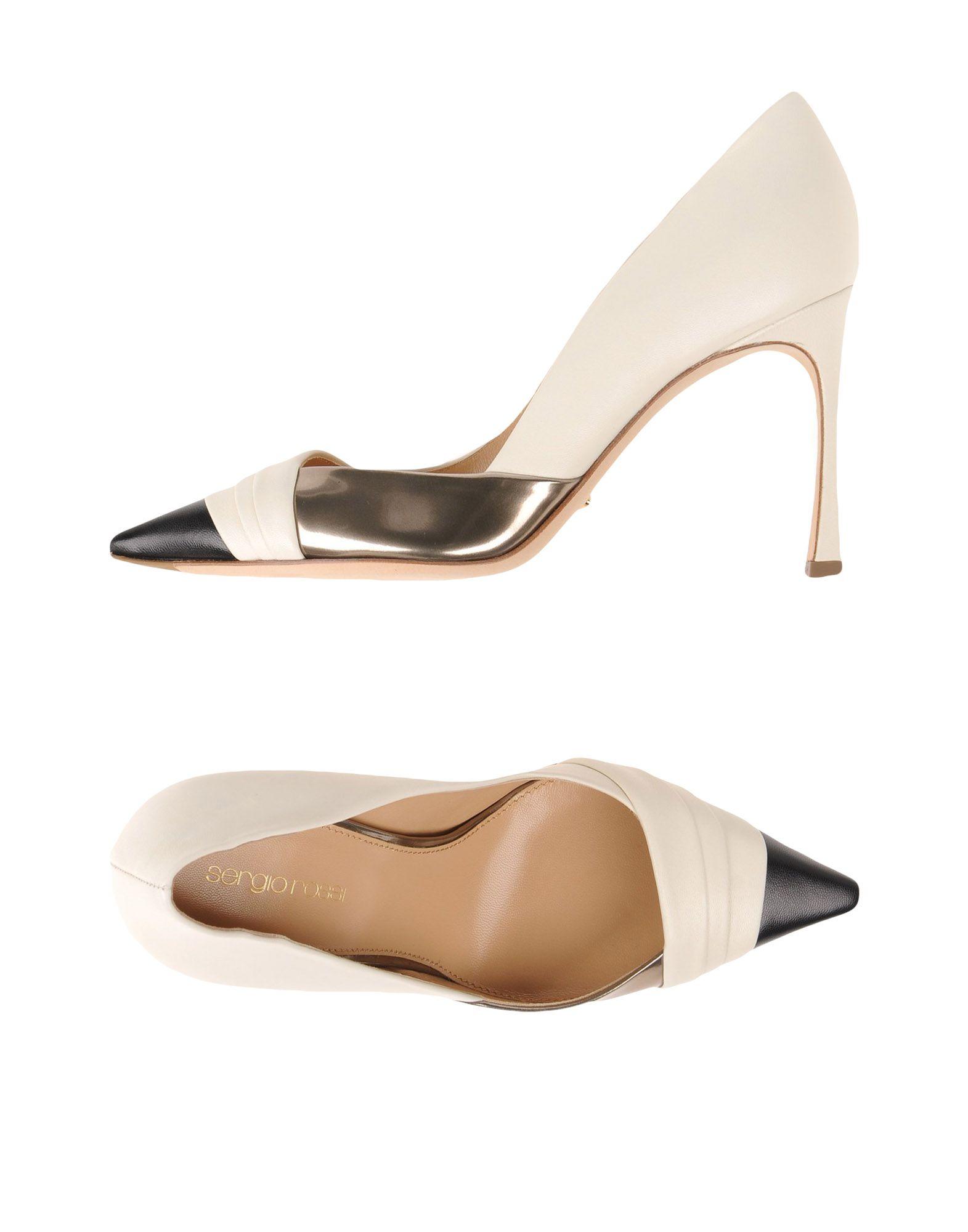 Sergio Rossi Pumps Damen  11286797AMGut aussehende strapazierfähige Schuhe