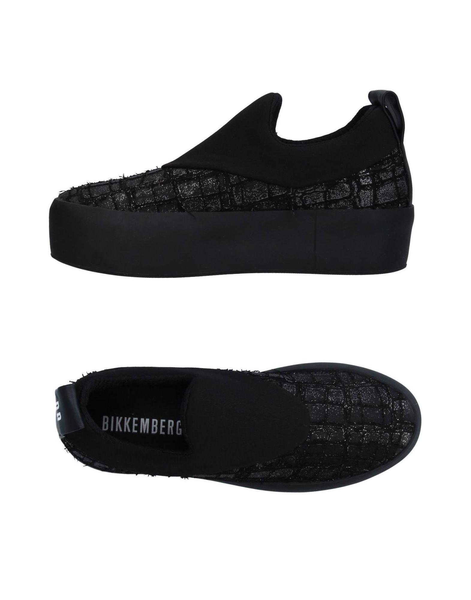 Baskets pas Bikkembergs Femme - Baskets Bikkembergs Noir Chaussures femme pas Baskets cher homme et femme b9e836
