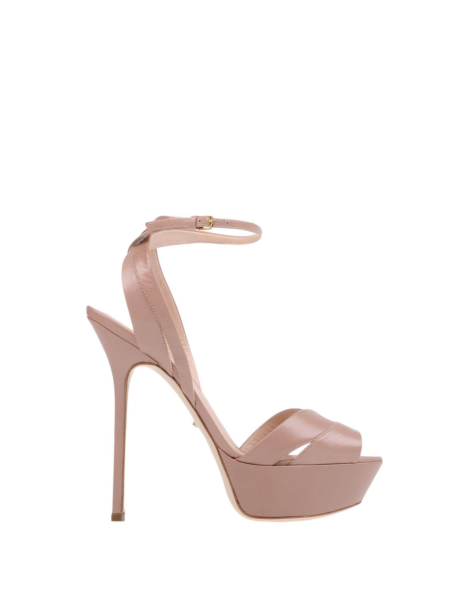 Sergio Rossi Sandalen gut Damen  11287028IKGünstige gut Sandalen aussehende Schuhe d9f63f