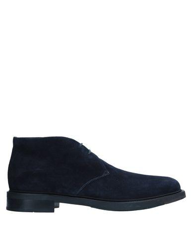 Zapatos con - descuento Botín Santoni Hombre - Botines Santoni - con 11287274HO Azul oscuro 77095e