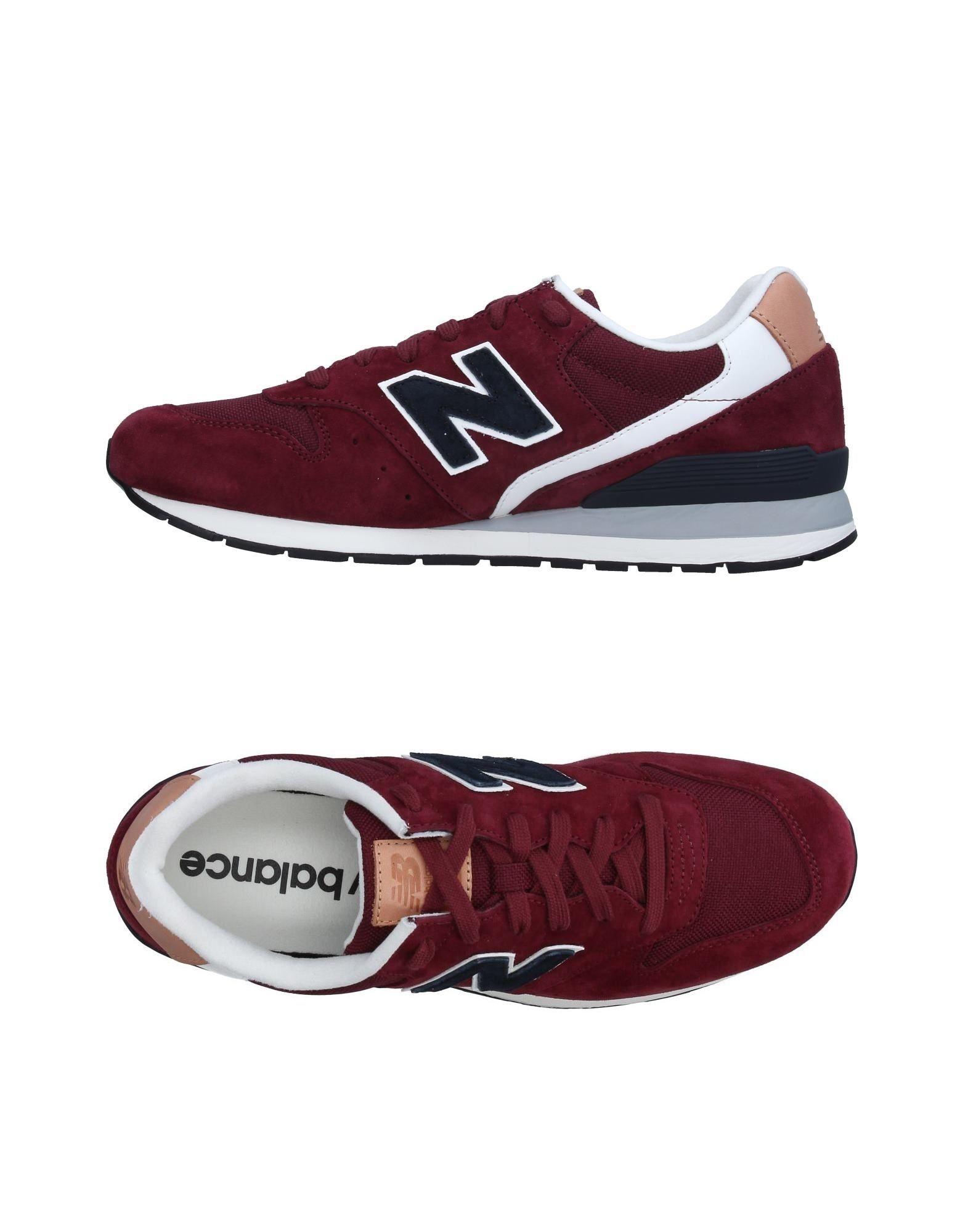 Rabatt Balance echte Schuhe New Balance Rabatt Sneakers Herren  11287405QV 826480