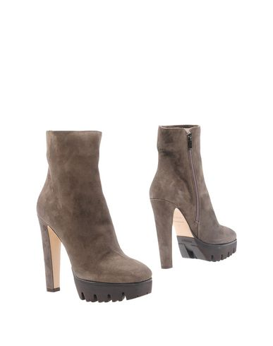 Ankle Boot, Grey