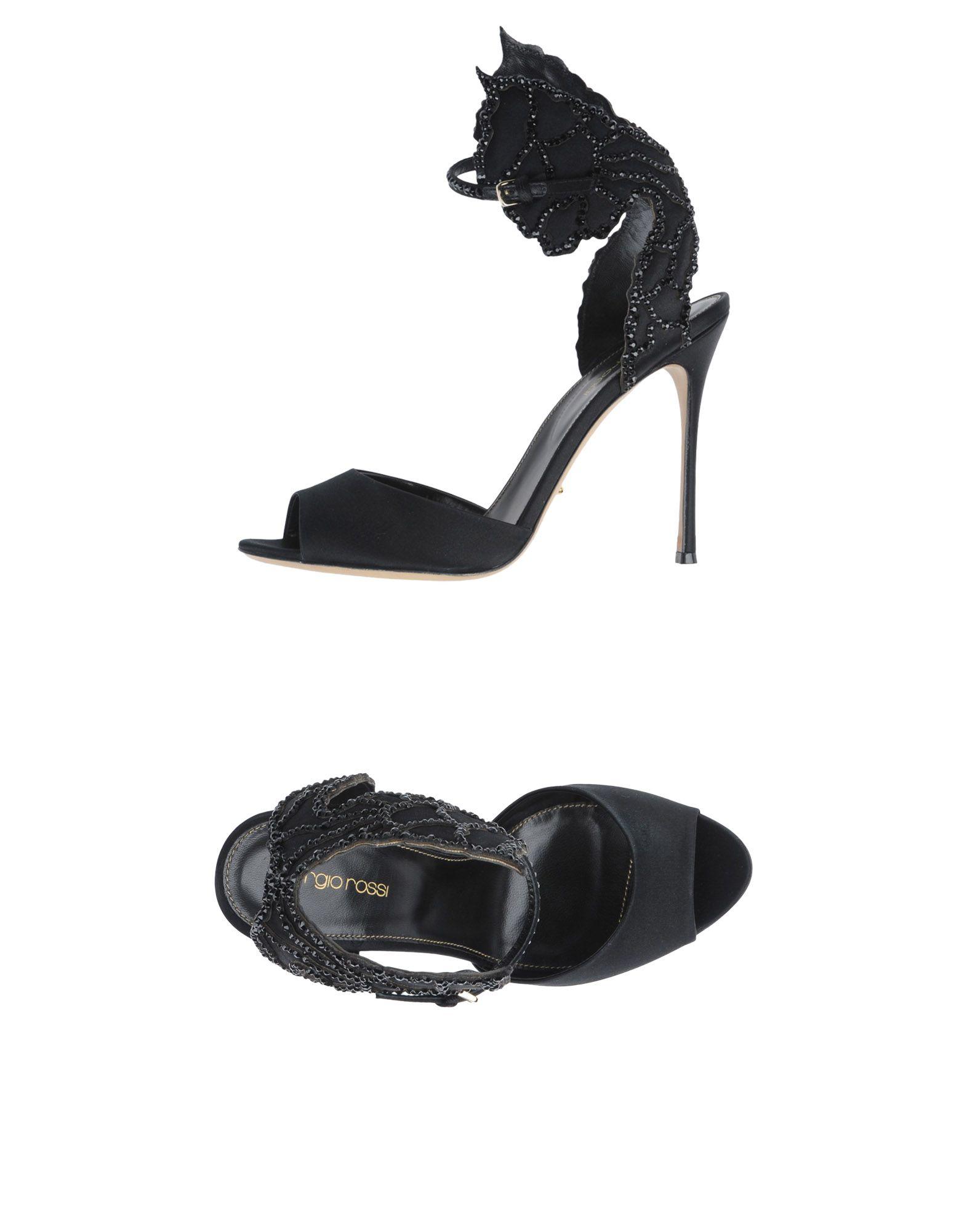 Sergio 11287422IOGünstige Rossi Sandalen Damen  11287422IOGünstige Sergio gut aussehende Schuhe a19c43