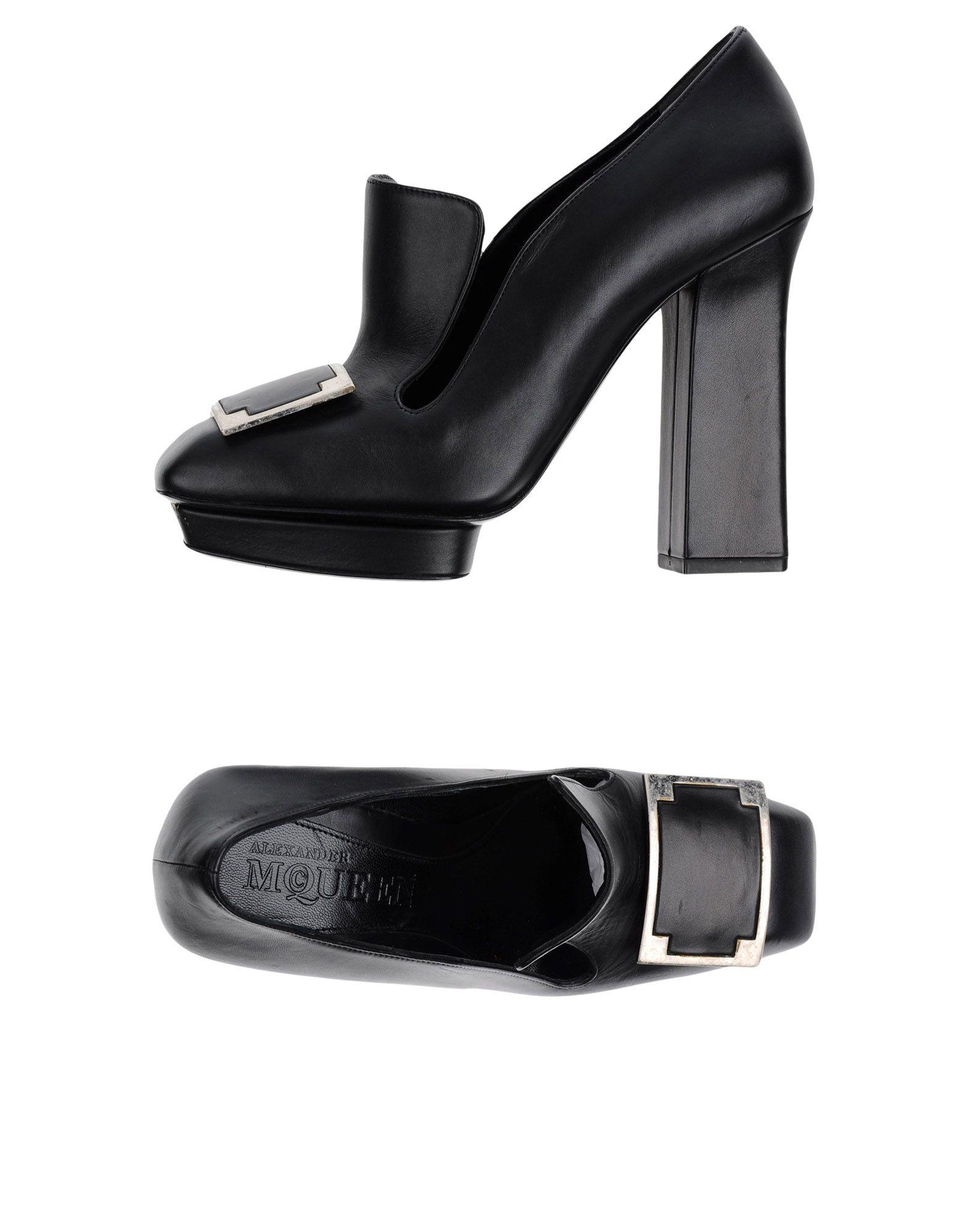 Alexander Mcqueen Mokassins gut Damen  11287650GOGünstige gut Mokassins aussehende Schuhe defe1e