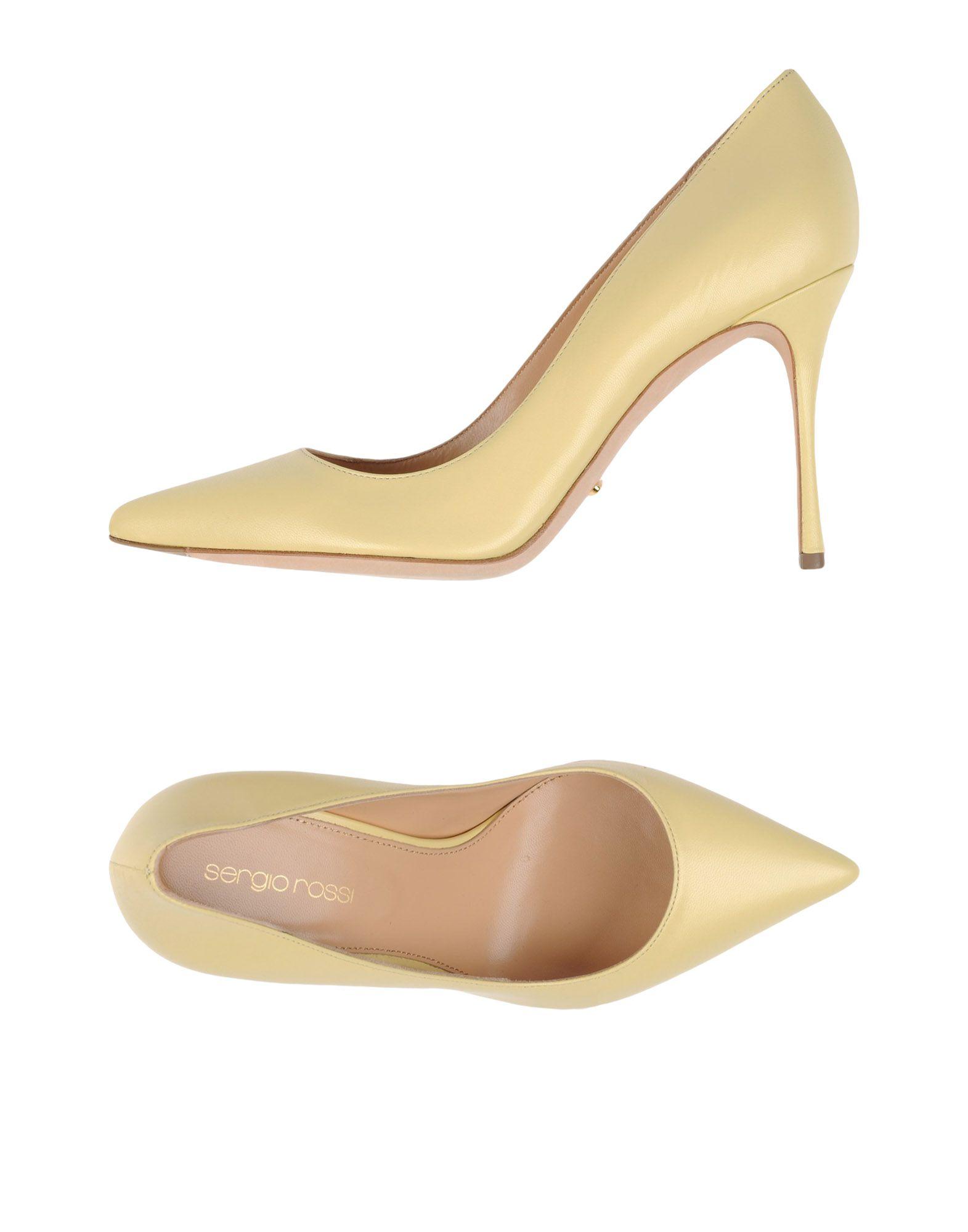 Rabatt Schuhe Sergio Rossi Pumps Damen  11287655EJ
