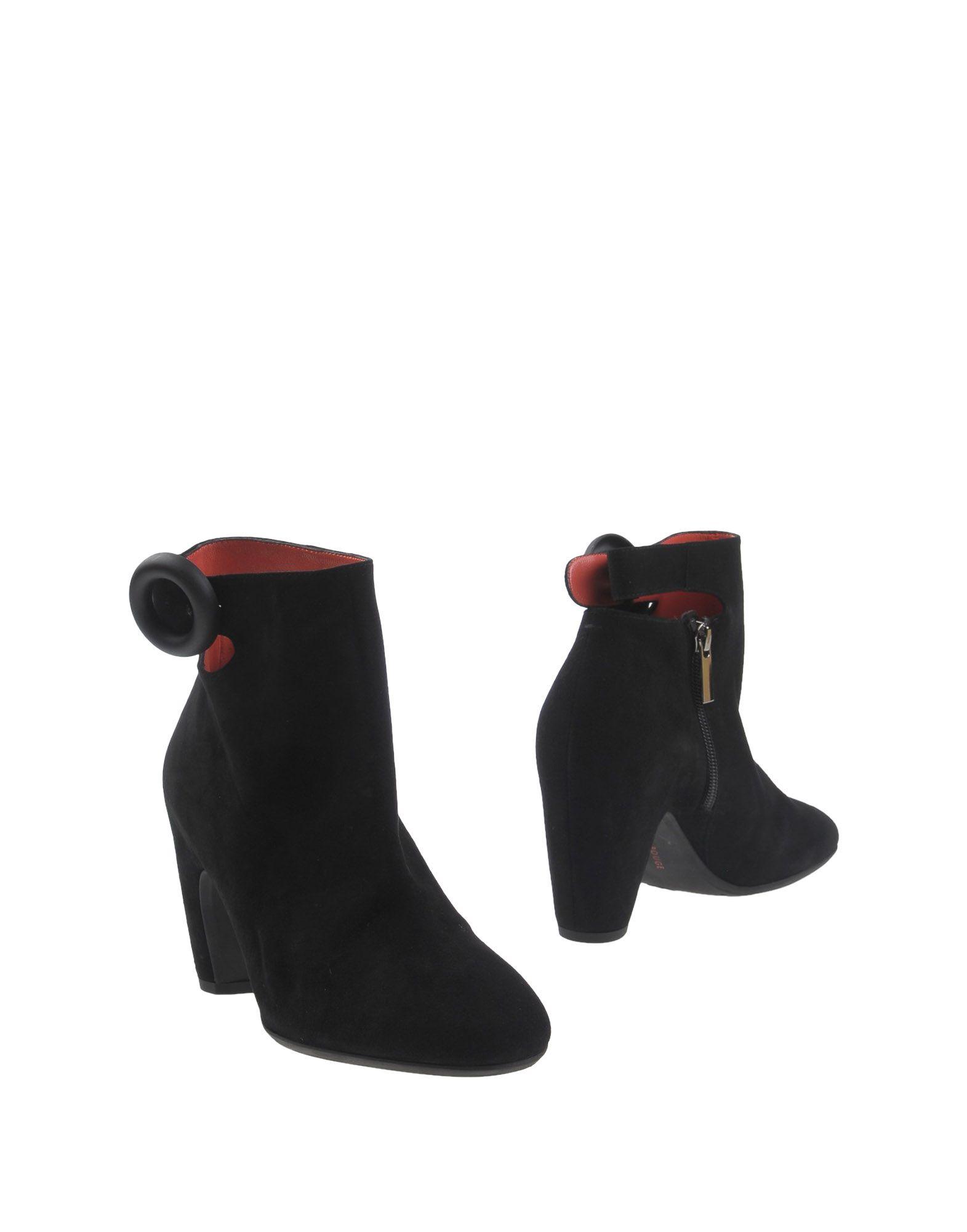 Pas De Rouge Stiefelette Damen  11287691GP Gute Qualität beliebte Schuhe