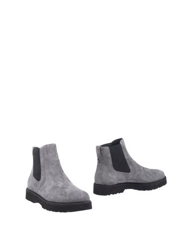 Los últimos zapatos de hombre hombre hombre y mujer Botas Chelsea Hogan Mujer - Botas Chelsea Hogan - 11287695US Gris 069dcf
