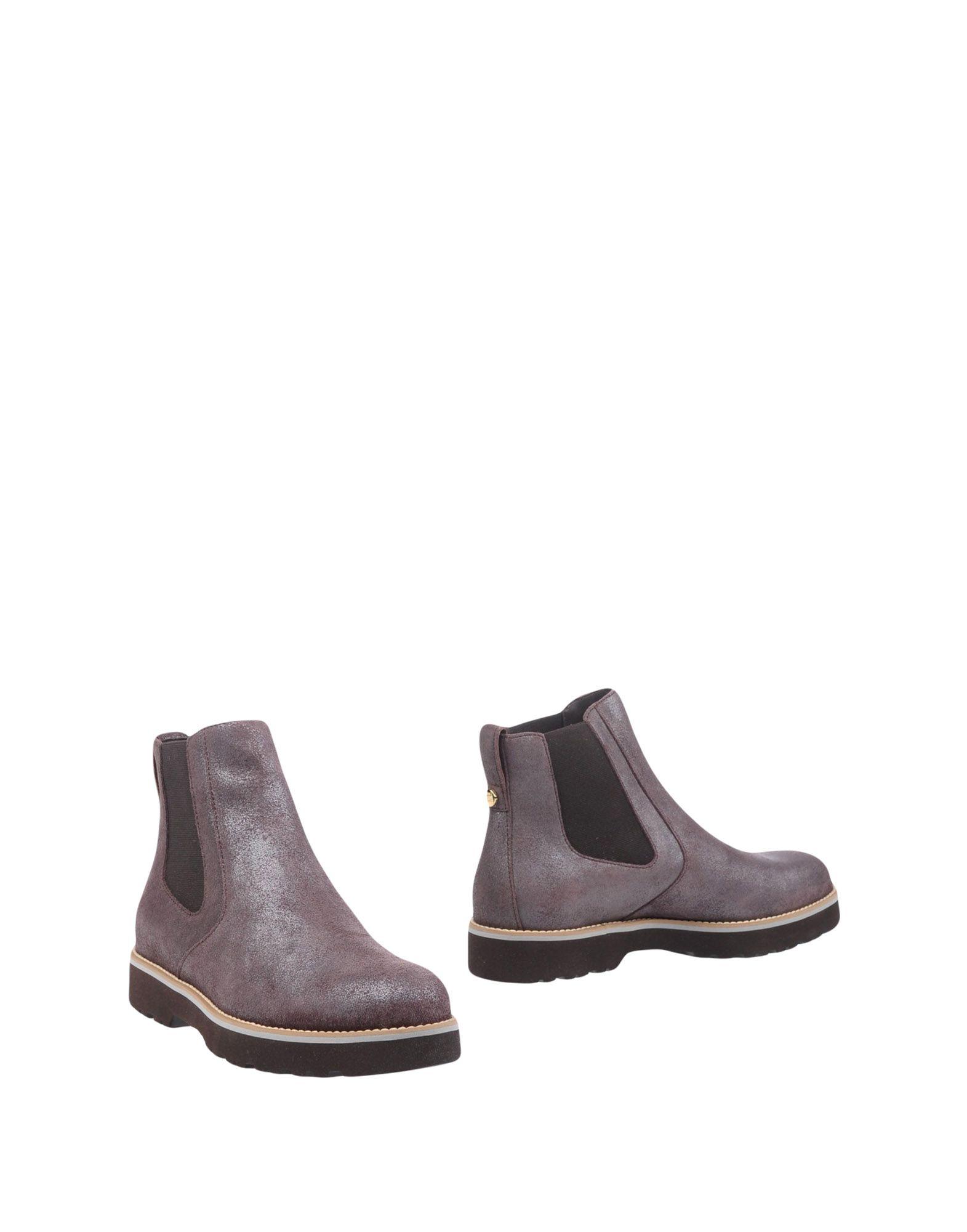 Rabatt Schuhe Hogan Chelsea Boots Damen  11287710OP