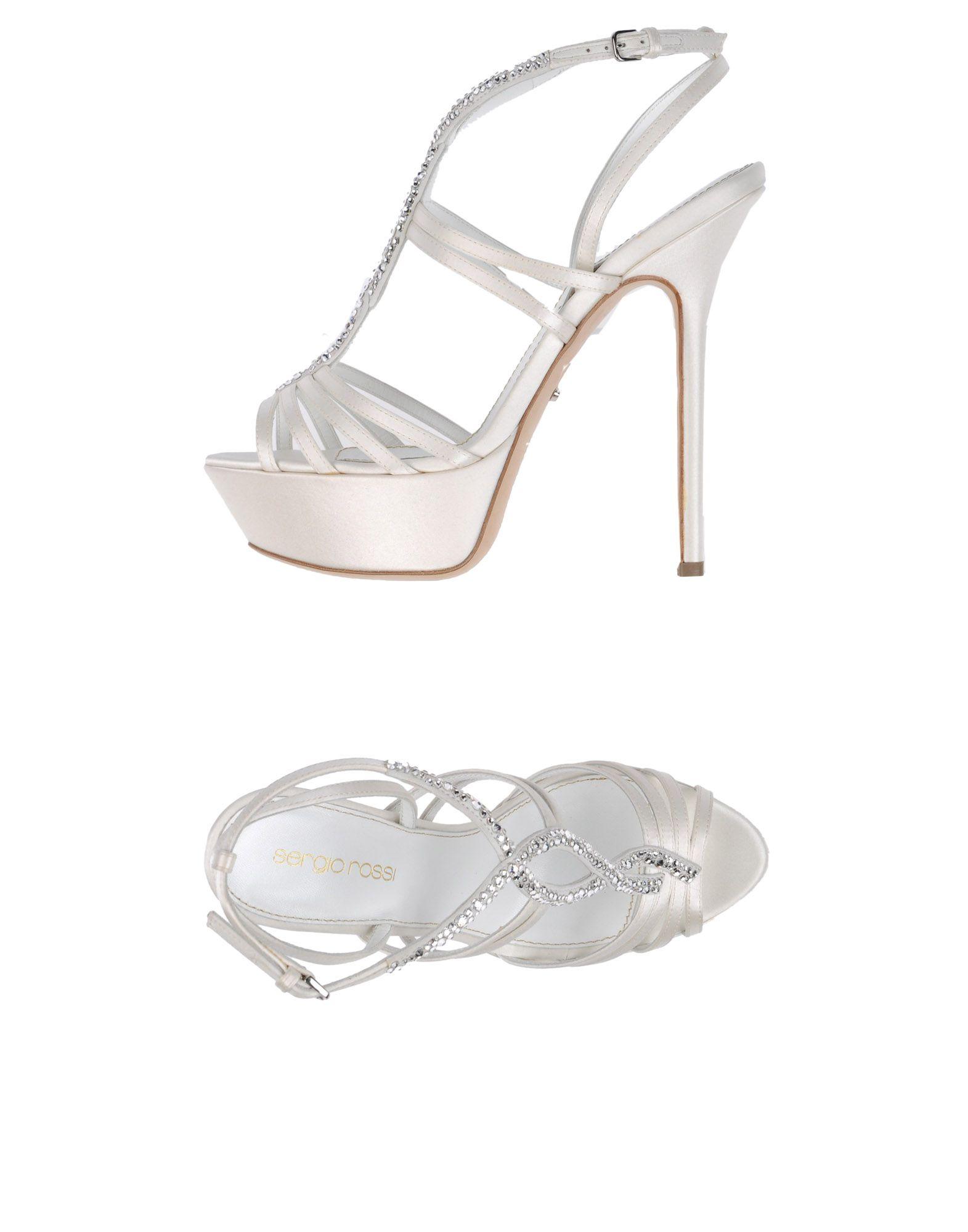 Sergio Rossi 11287722NSGünstige Sandalen Damen  11287722NSGünstige Rossi gut aussehende Schuhe 3ef4f0