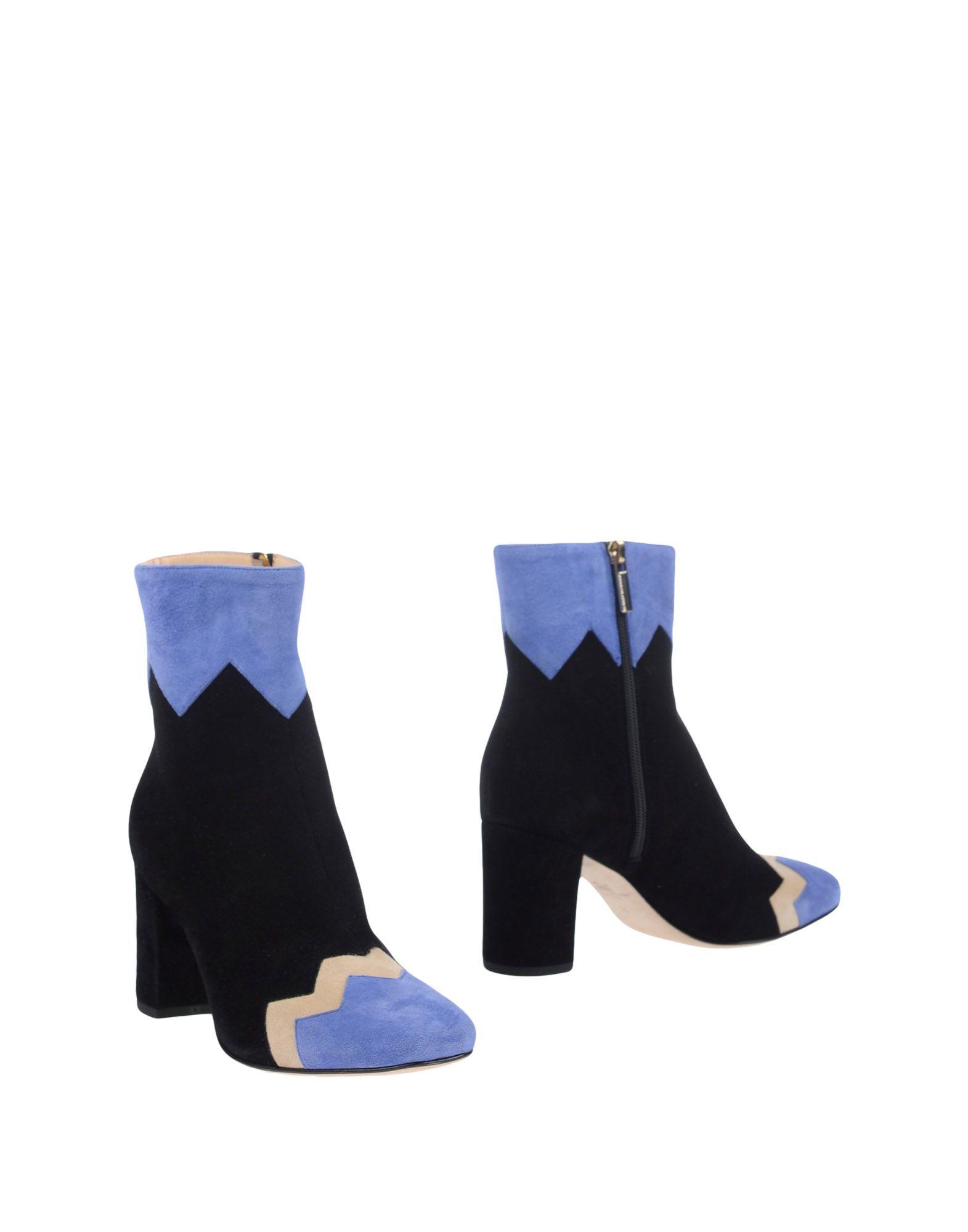Rabatt Schuhe Elisabetta Franchi Stiefelette Damen  11287872BL
