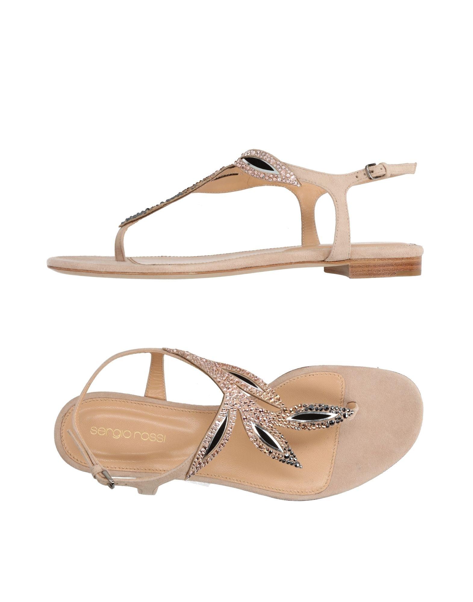 Sergio 11287993QDGünstige Rossi Dianetten Damen  11287993QDGünstige Sergio gut aussehende Schuhe 811bdc