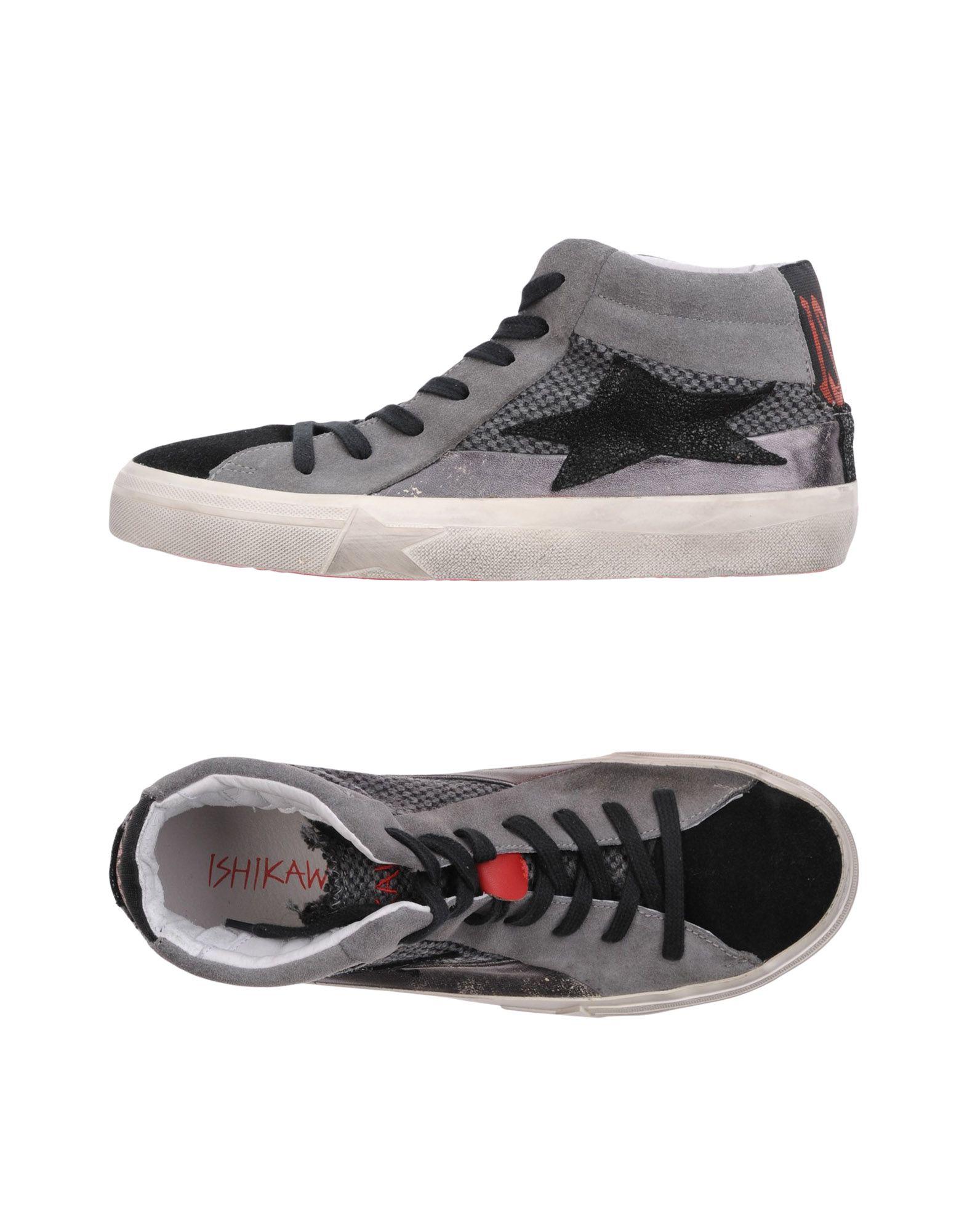Ishikawa Herren Sneakers Herren Ishikawa  11288331UH Heiße Schuhe 3fdd6c