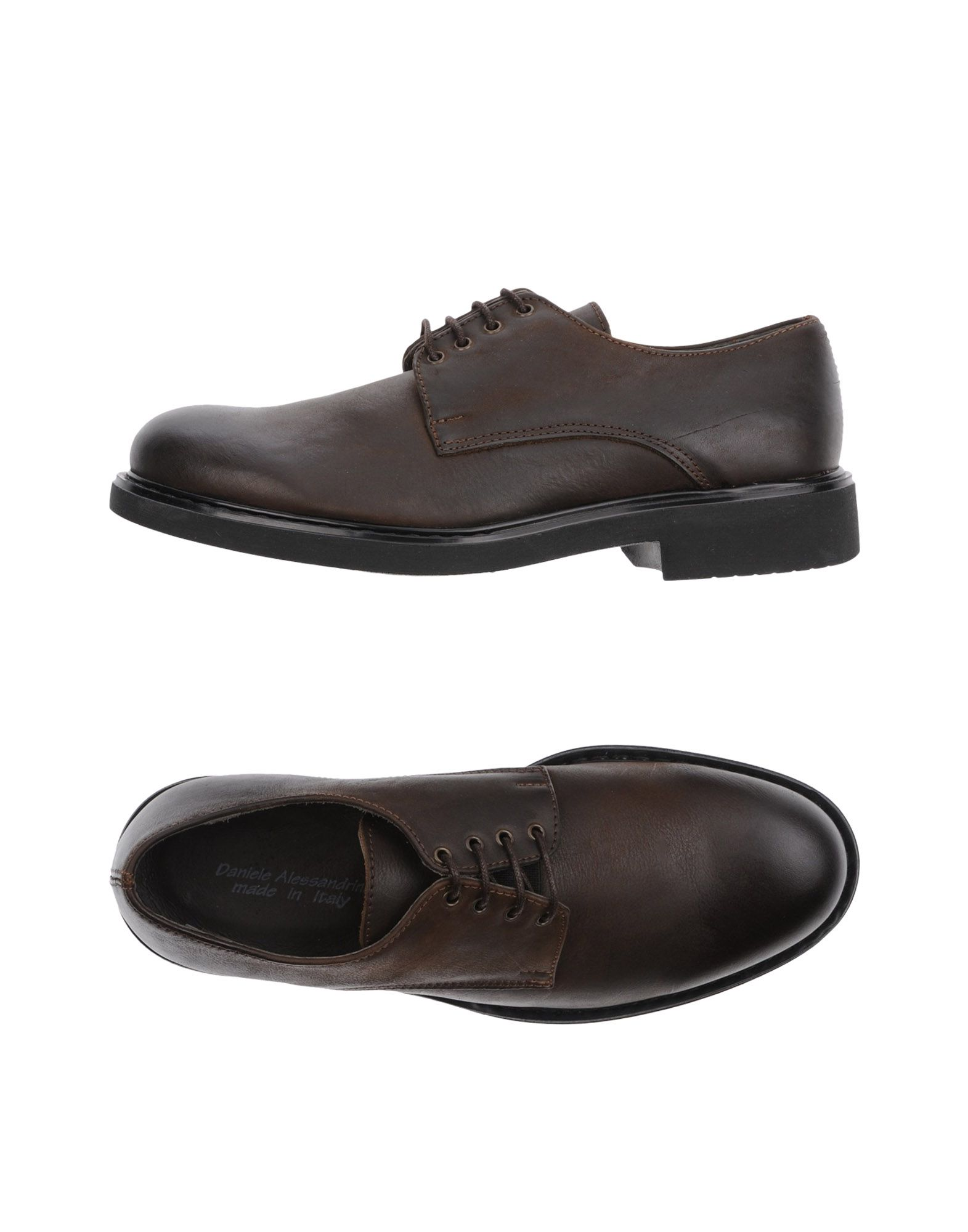Rabatt echte Schuhe Daniele Alessandrini Schnürschuhe Herren  11288377QK