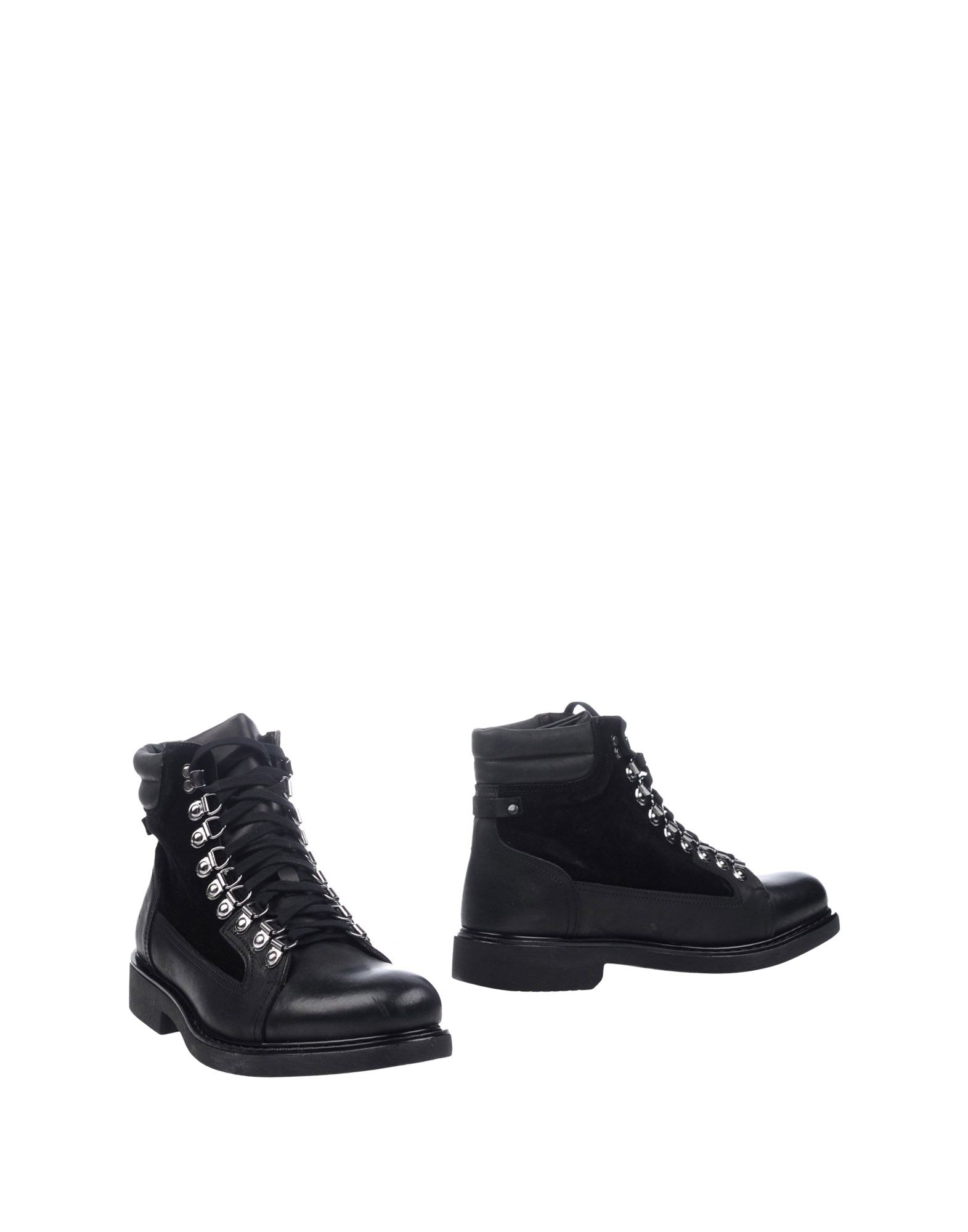 Rabatt echte Schuhe Daniele Alessandrini Stiefelette Herren  11288389ST