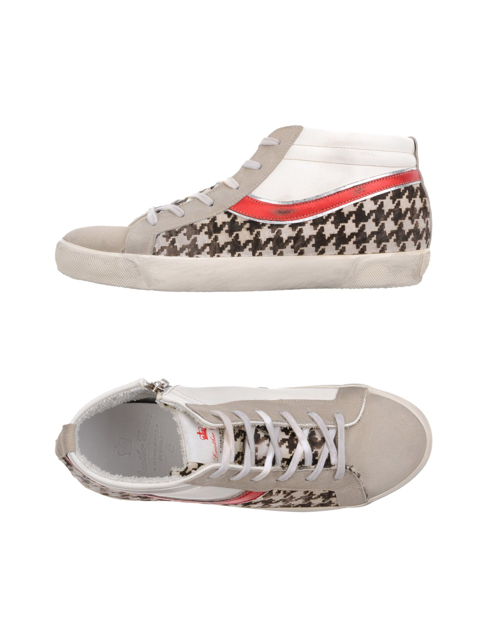 Leather Crown Sneakers Herren  11288477JJ Gute Qualität beliebte Schuhe