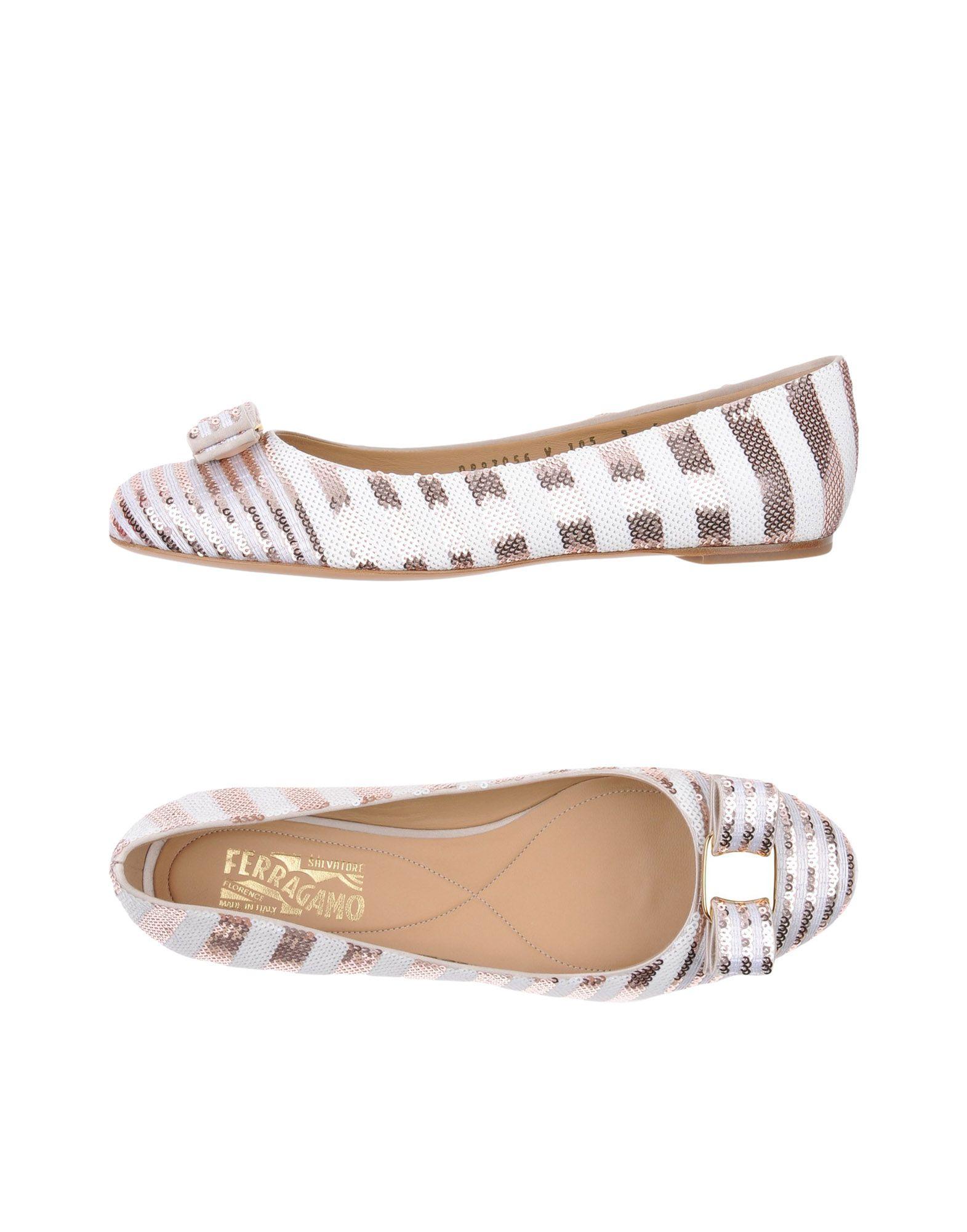 Salvatore Ferragamo Ballerinas Ballerinas Ballerinas Damen  11288622WM Beliebte Schuhe 2705fd