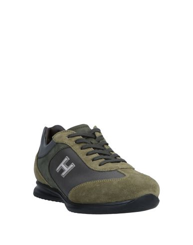 Hogan Sneakers Militaire Hogan Vert Sneakers wzvUqRp