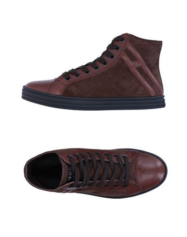Los últimos zapatos de hombre y mujer Zapatillas Hogan Rebel Hombre - Zapatillas Hogan Rebel - 11288840JR Café