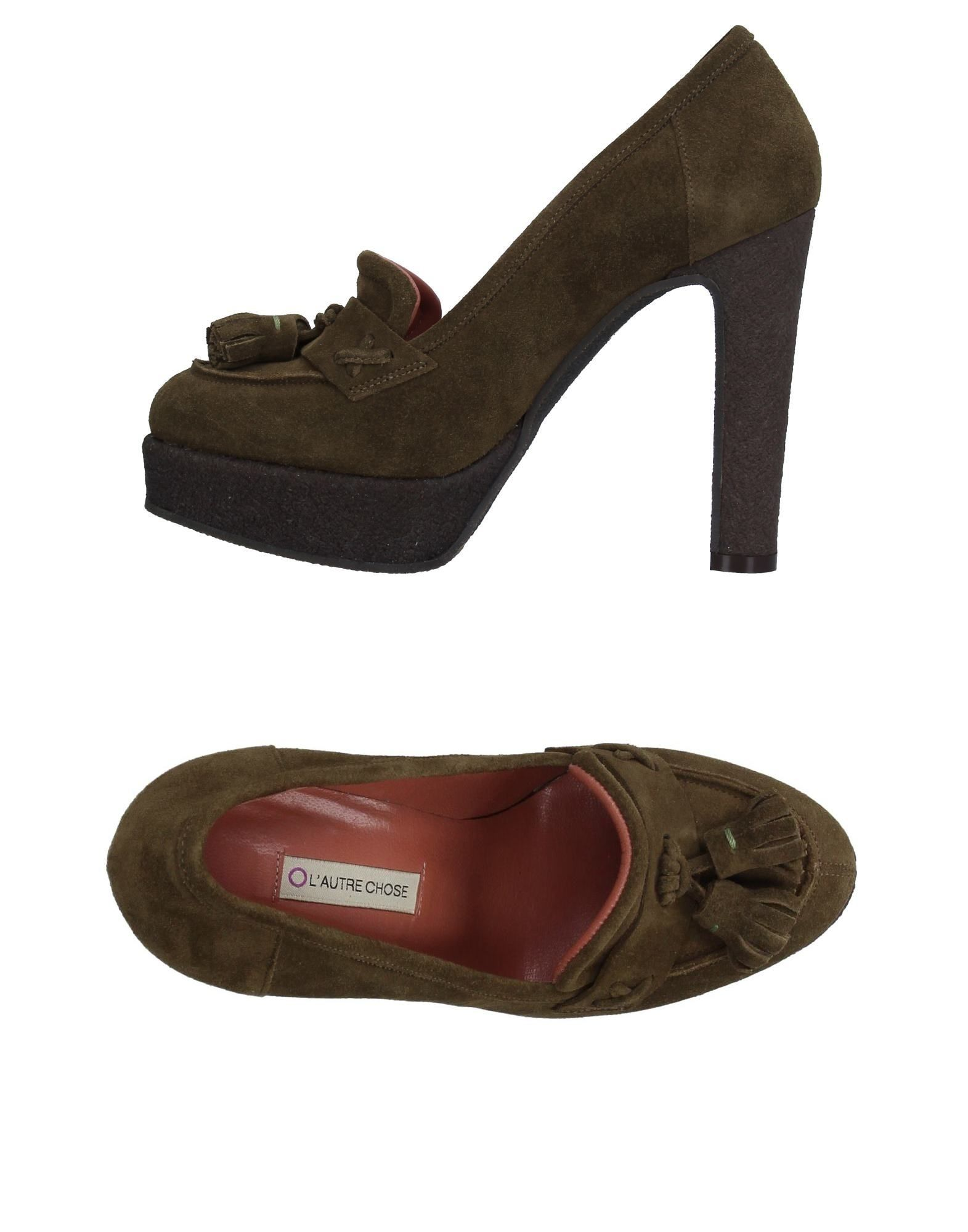 L' Autre Chose Loafers - Women L' Autre Chose Loafers Loafers Loafers online on  United Kingdom - 11288849WE 5451bf