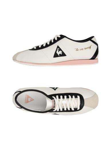 7630f6f307a4 Le Coq Sportif Wendon W Leather - Sneakers - Women Le Coq Sportif Sneakers  online on YOOX Lithuania - 11289085
