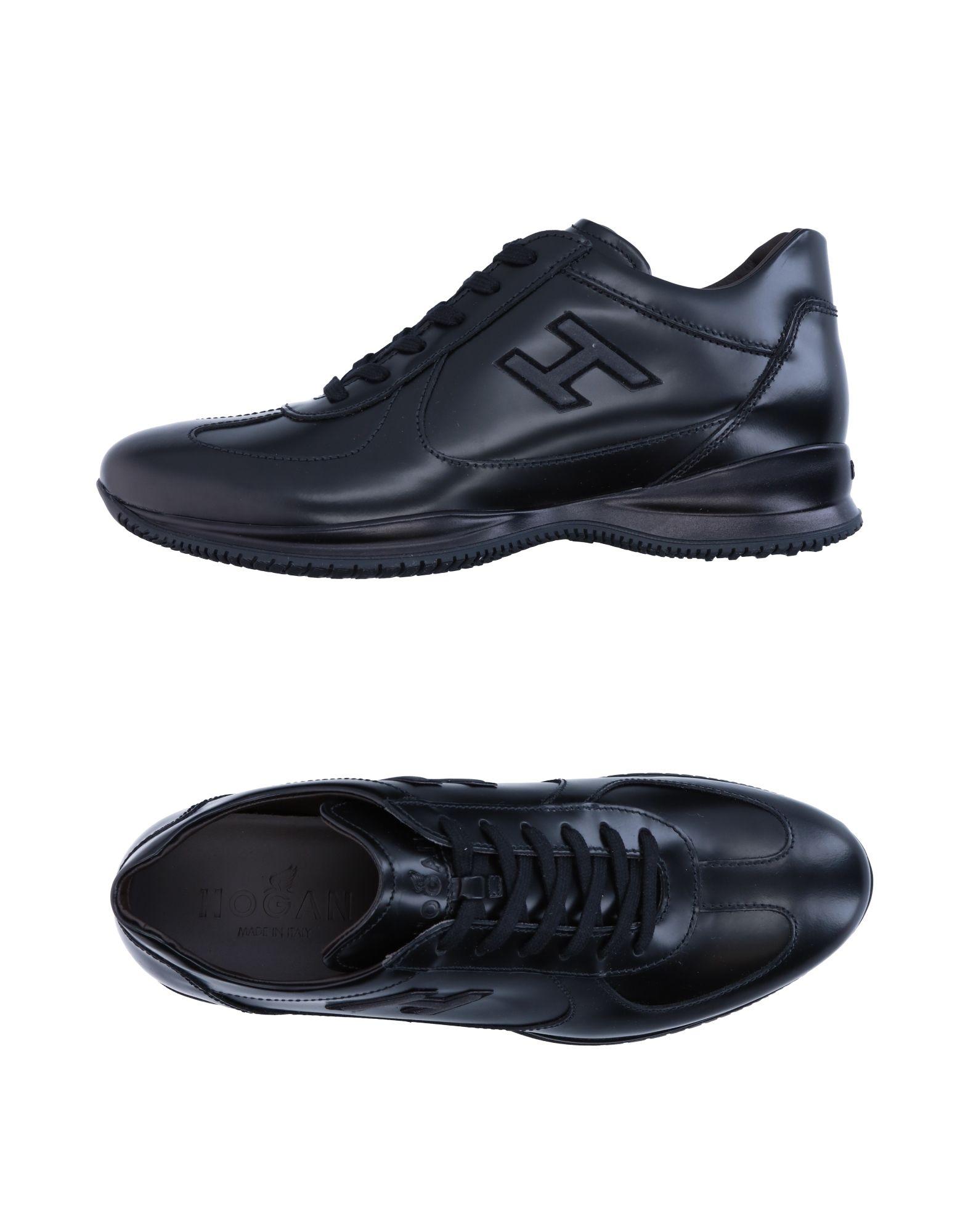 Sneakers Hogan Homme - Sneakers Hogan  Noir Dernières chaussures discount pour hommes et femmes