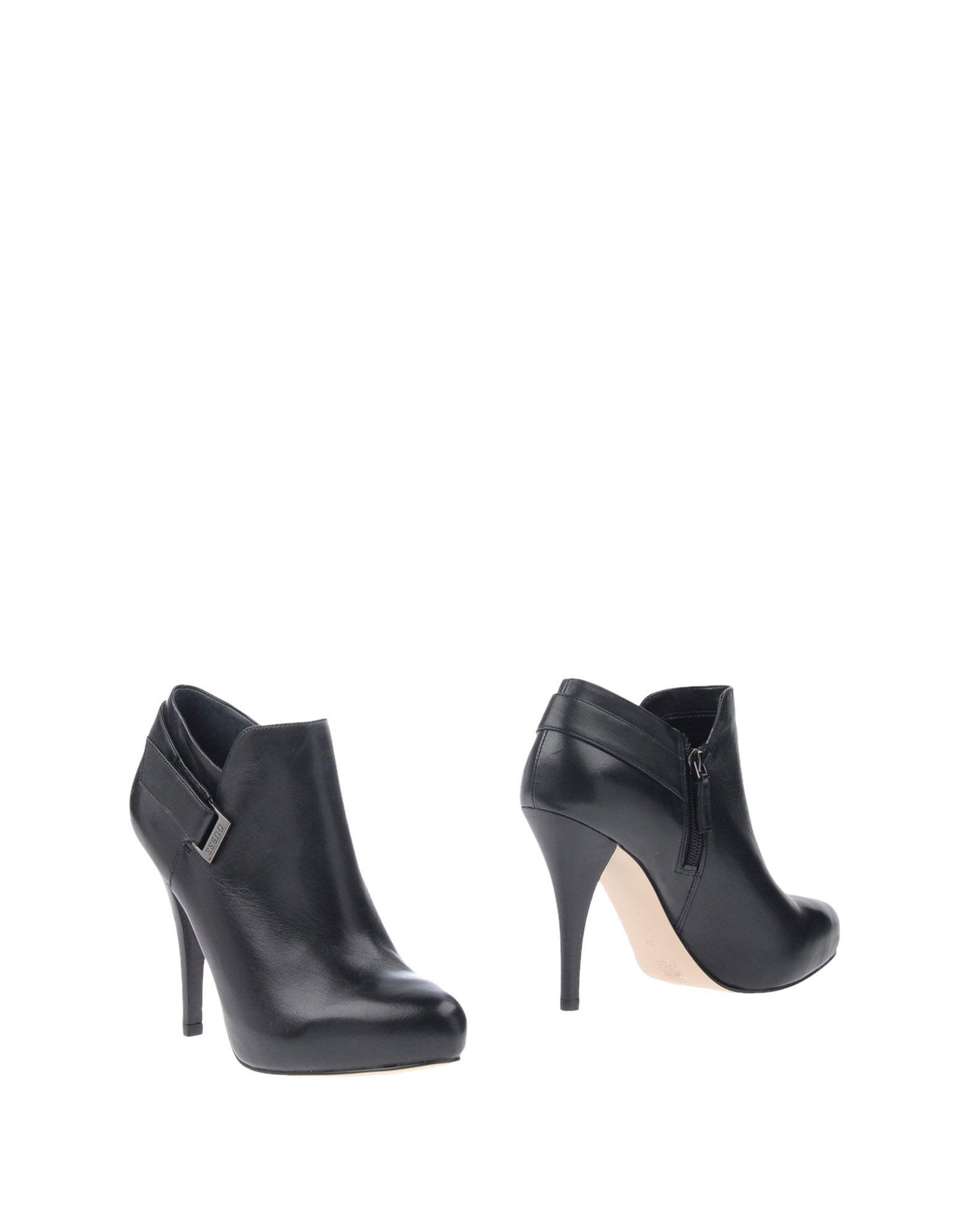 Gut um billige Damen Schuhe zu tragenGuess Stiefelette Damen billige  11289213OU 54a550