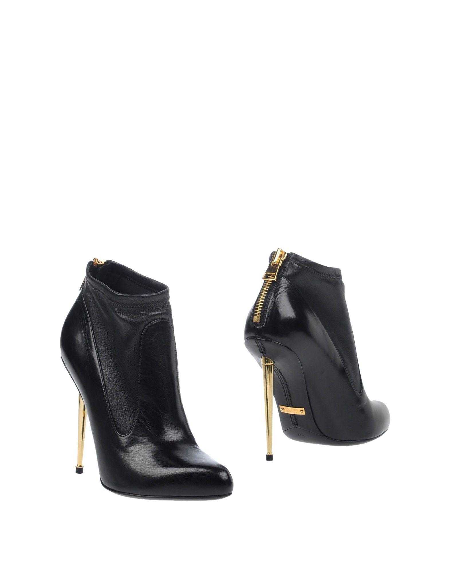 Tom Ford Stiefelette Damen  11289558RCGünstige gut aussehende Schuhe