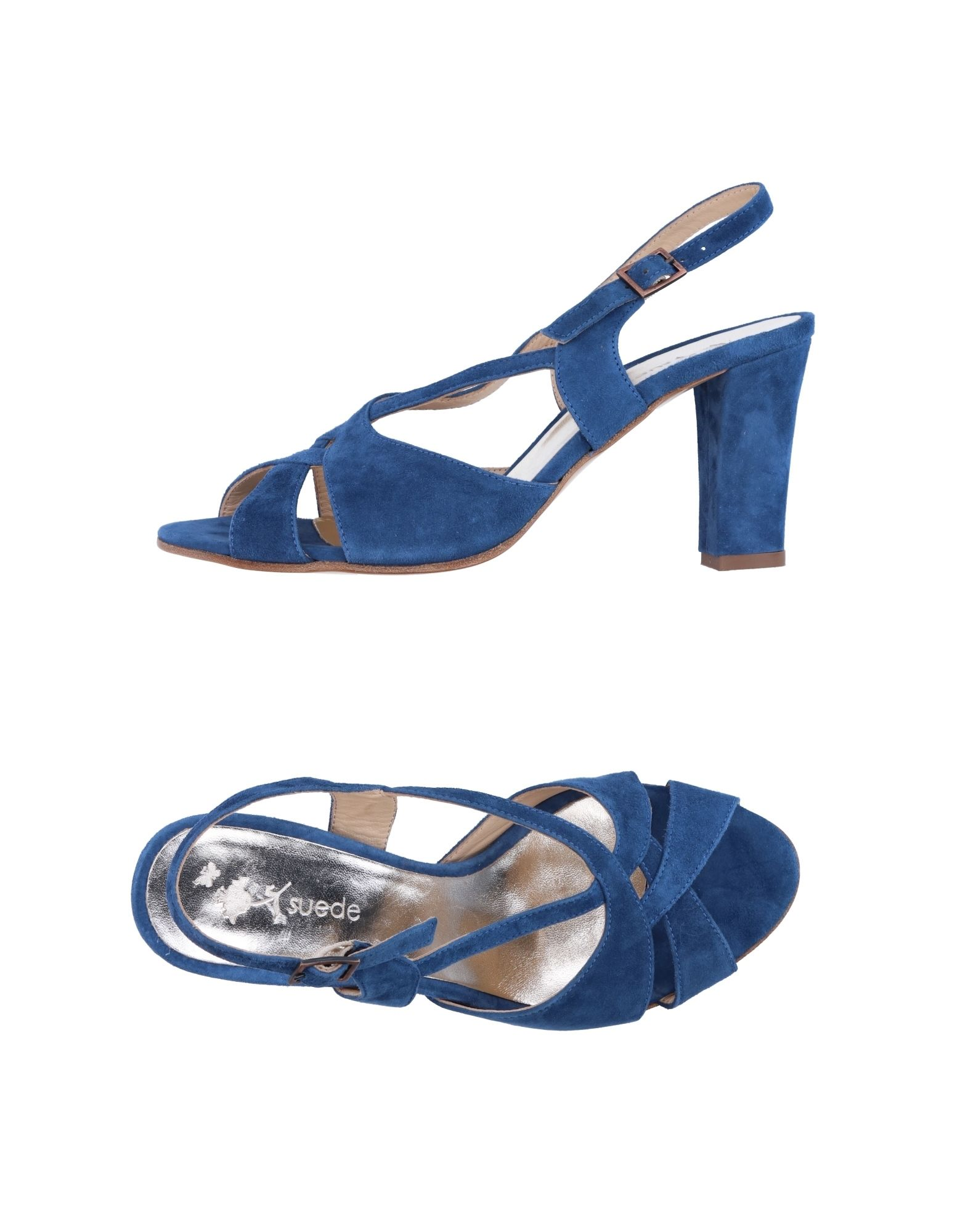 Sandales Suede Femme - Sandales Suede sur