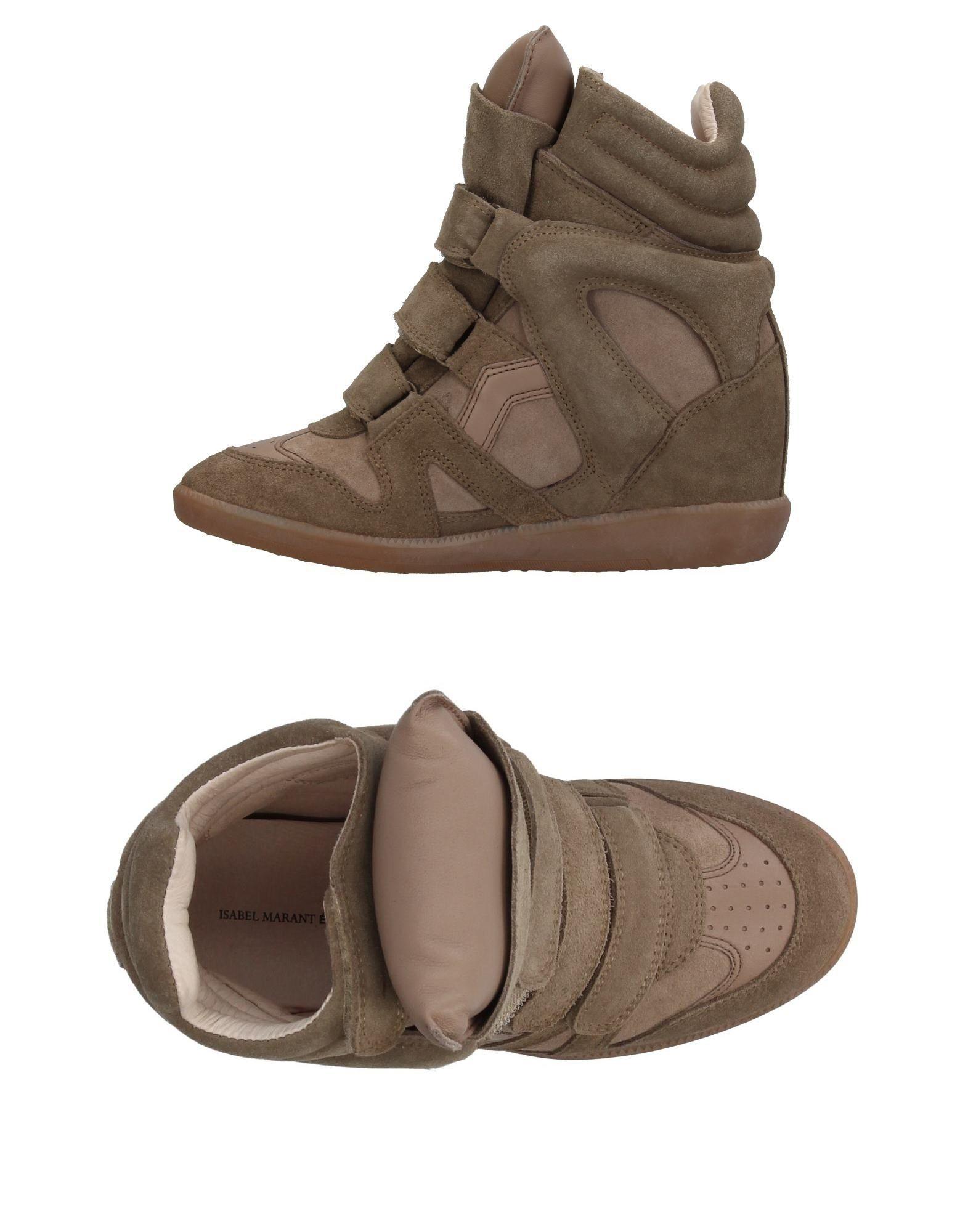 Rabatt Schuhe Isabel Marant Étoile Sneakers Damen  11289710IK