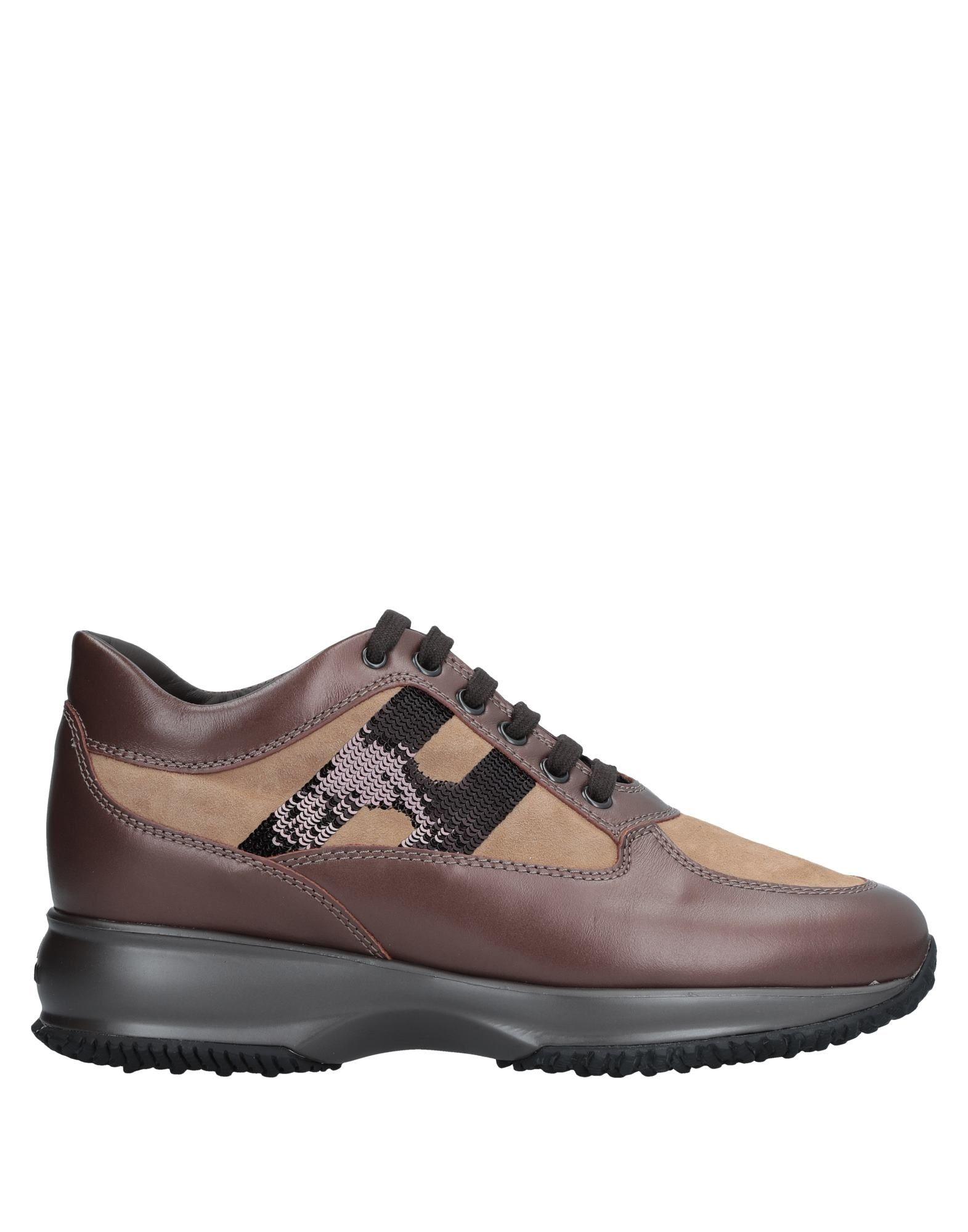 Rabatt Schuhe Hogan Sneakers Damen  11289743AA