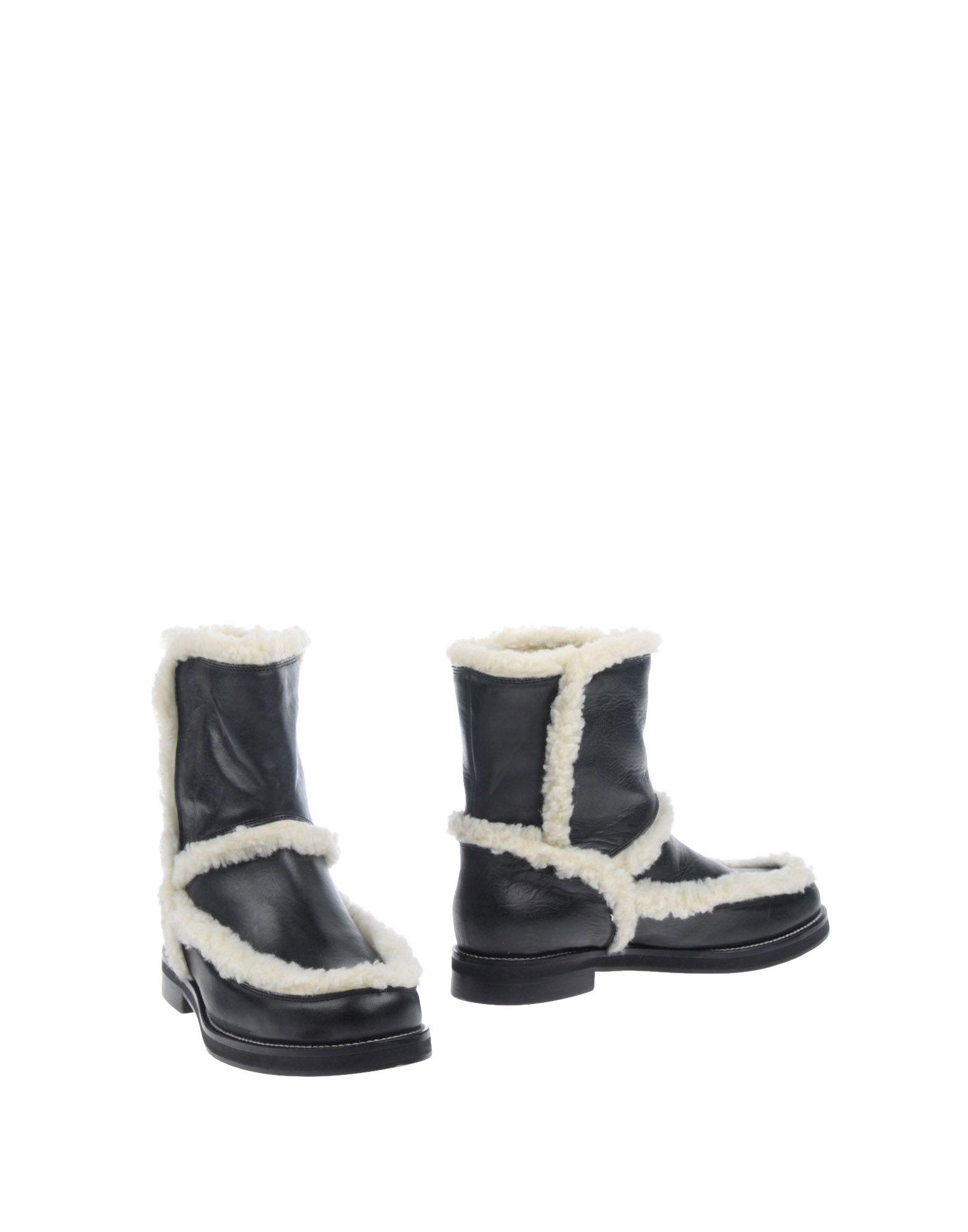 Stilvolle billige Schuhe Mm6 Maison 11290103HL Margiela Stiefelette Damen  11290103HL Maison 084404