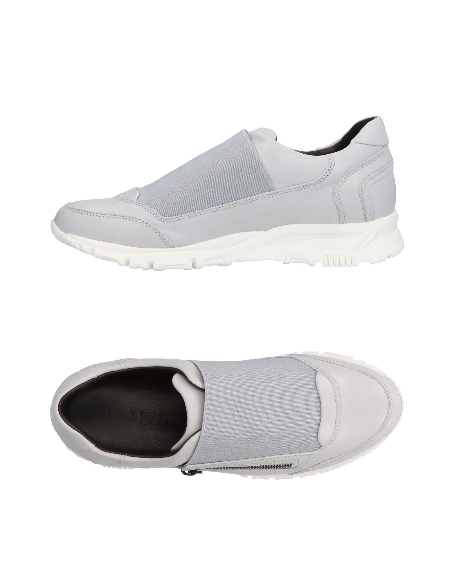 Haltbare Mode billige Schuhe Lanvin Sneakers Herren  11290520ML Heiße Schuhe