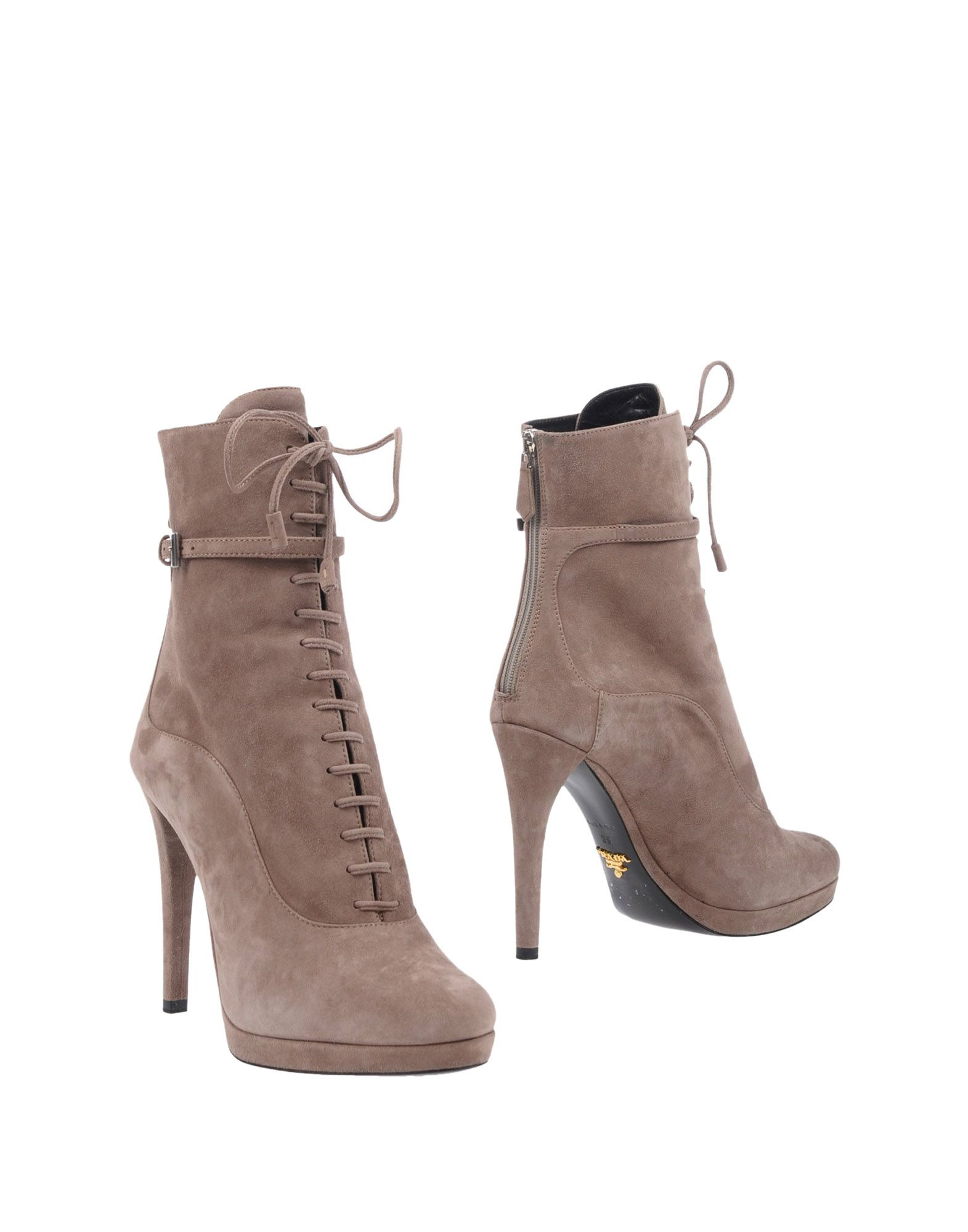 Prada Ankle Boot Boots - Women Prada Ankle Boots Boot online on  United Kingdom - 11290584EA 419222