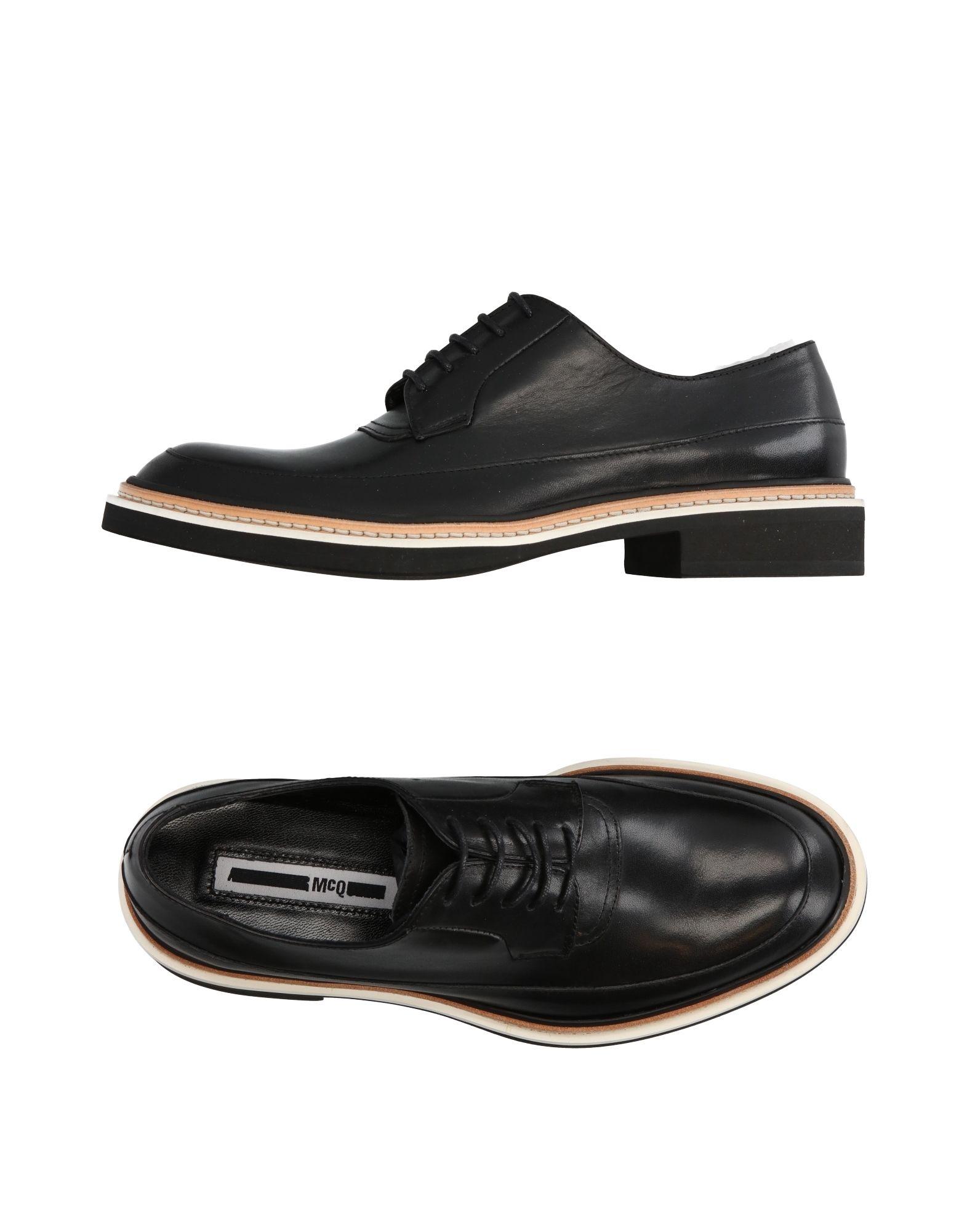Rabatt Schuhe Mcq Alexander Mcqueen Schnürschuhe Damen  11290840WP