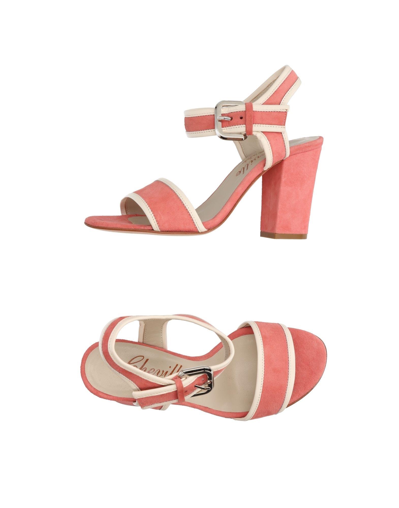 Gut um billige Schuhe  zu tragenCheville Sandalen Damen  Schuhe 11290875UX c95962