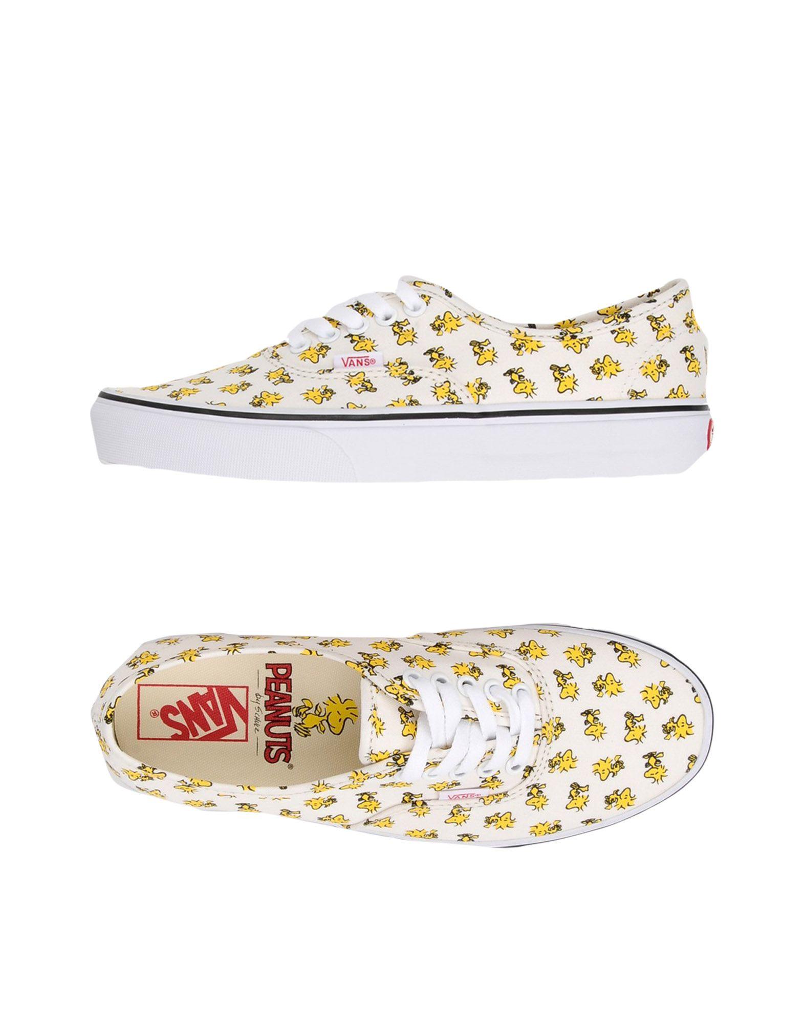 Sneakers Vans Ua Authentic Peanuts Woodstock - Donna - 11291030TR