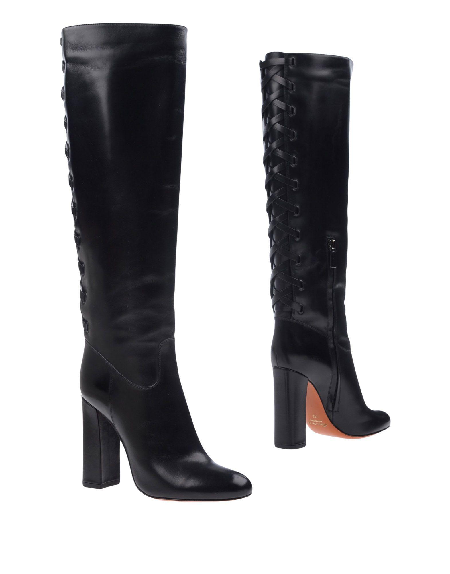 Santoni Stiefel Damen  11291066XEGünstige gut aussehende Schuhe