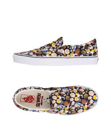 Zapatos Ua con descuento Zapatillas Vans Ua Zapatos Classic Slip-On Peanuts The Gang - Hombre - Zapatillas Vans - 11291105DM Negro 711b58