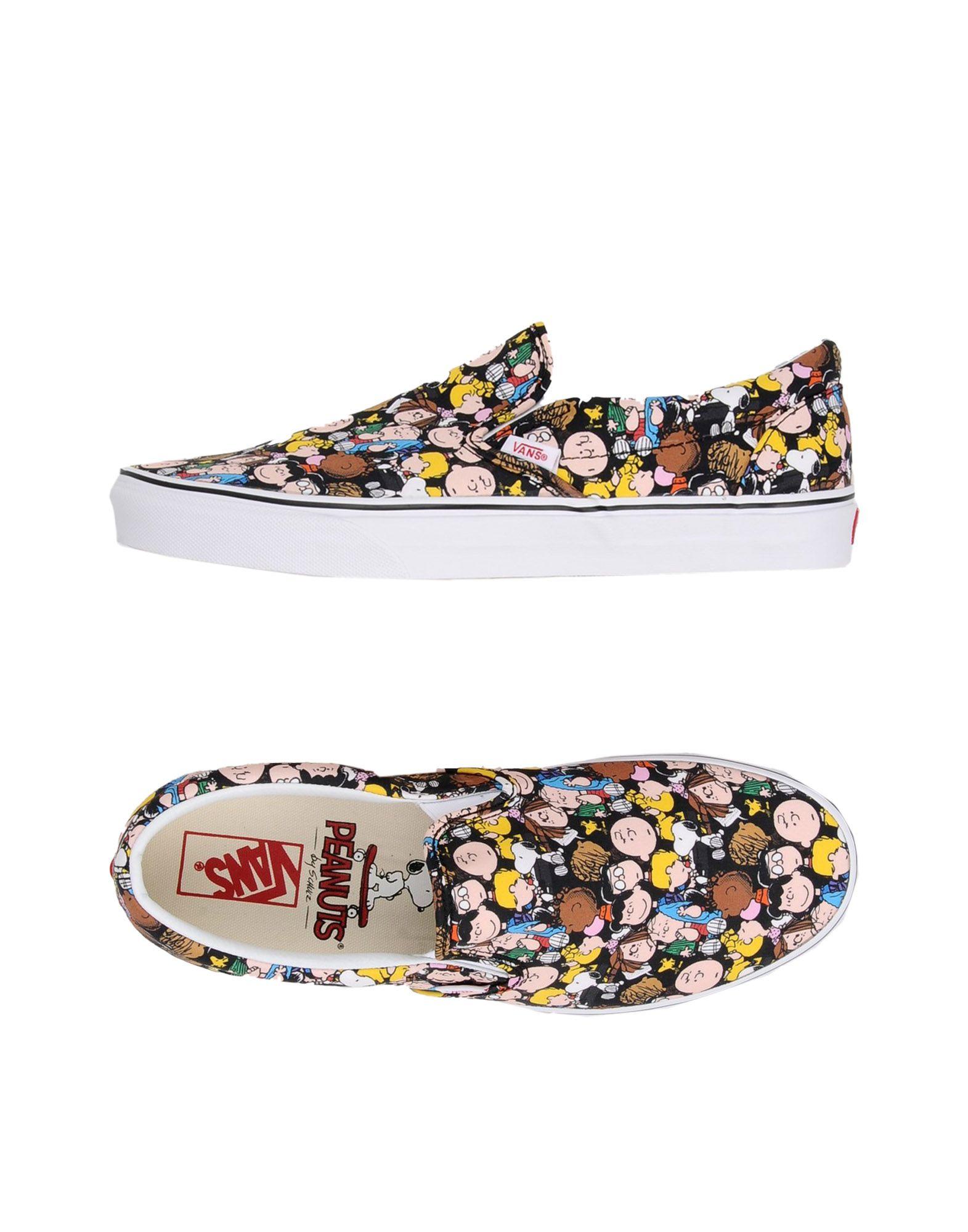 Sneakers Vans Ua Classic Slip-On Peanuts The Gang - Uomo - 11291105DM