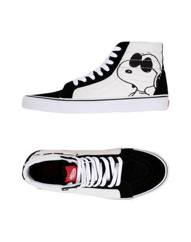 Zapatos con descuento Zapatillas Vans Ua Sk8-Hi Reissue Peanuts Joe Cool - Hombre - Zapatillas Vans - 11291114UP Negro