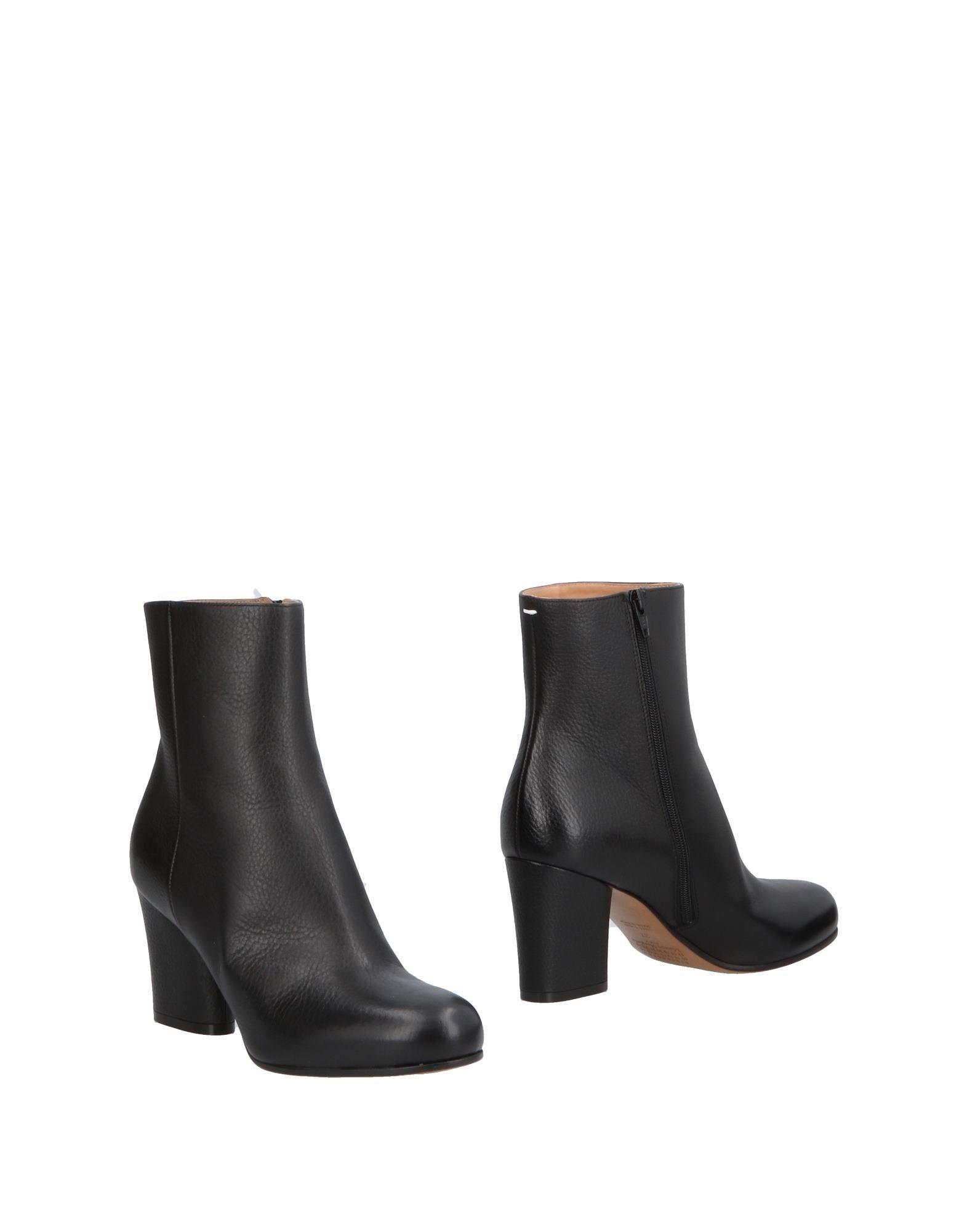 Maison Margiela  Stiefelette Damen  Margiela 11291211BW Neue Schuhe e419b9