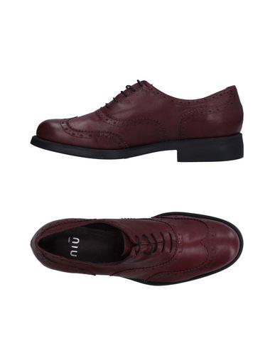 Zapatos cómodos y versátiles Zapato De Cordones Niū Mujer - Zapatos De Cordones Niū - 11291262MH Berenjena